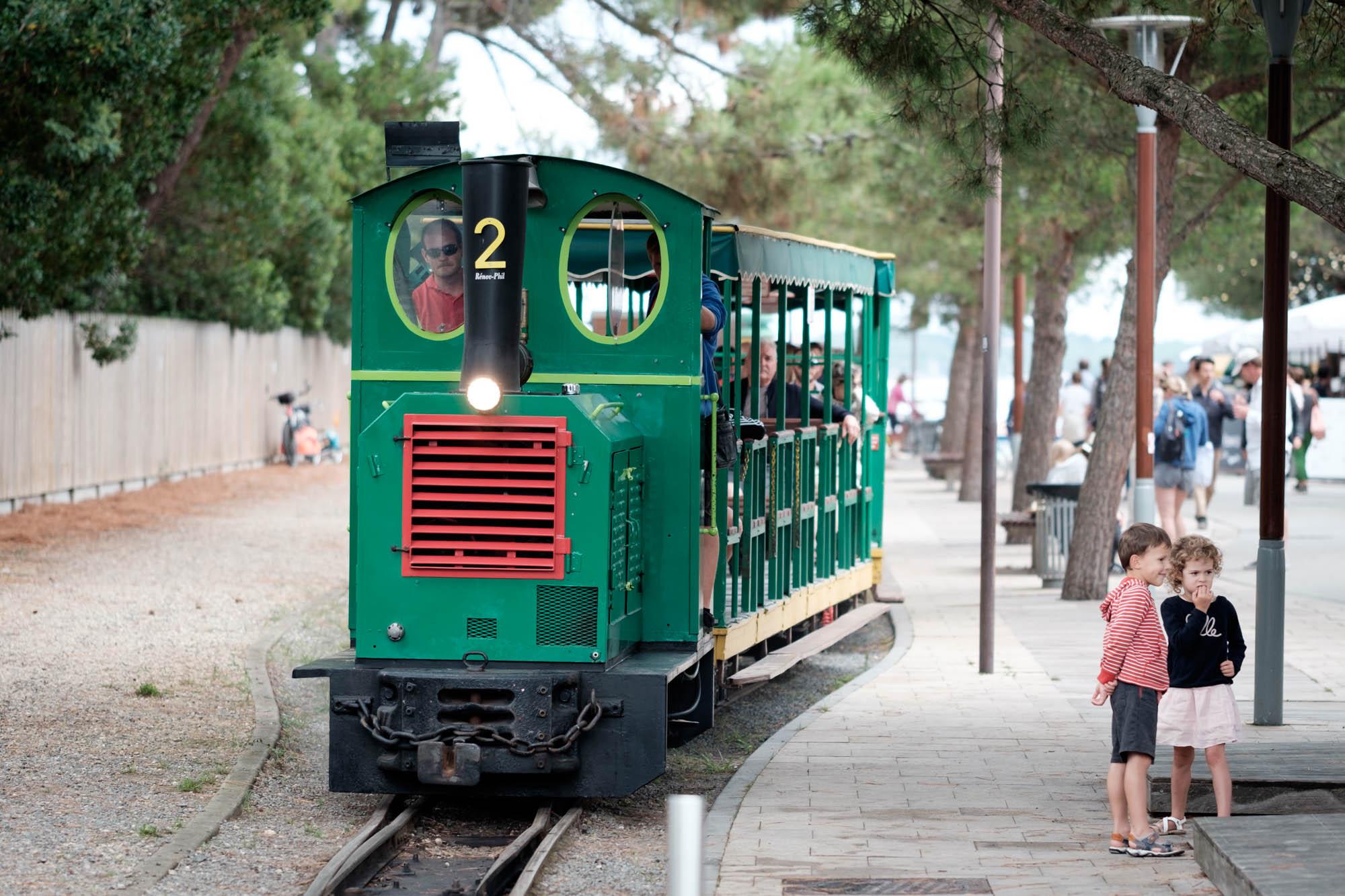 Cap Ferret Bahn