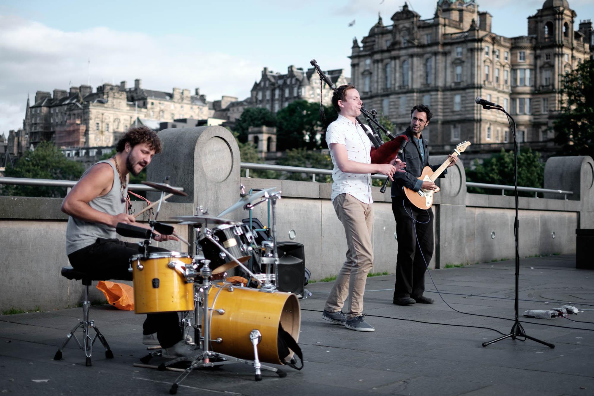 Musik in Edinburgh