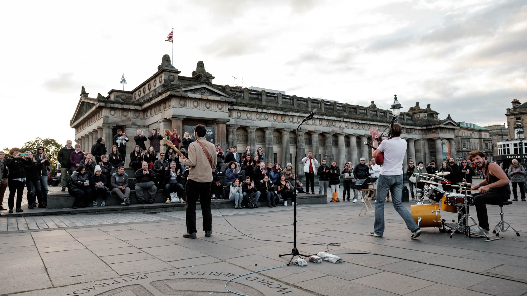 Musik Edinburgh
