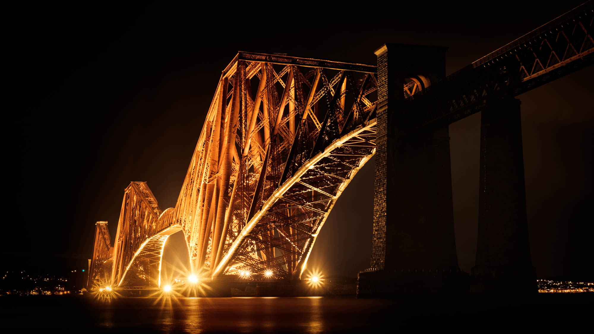Forth Bridge Edinburgh