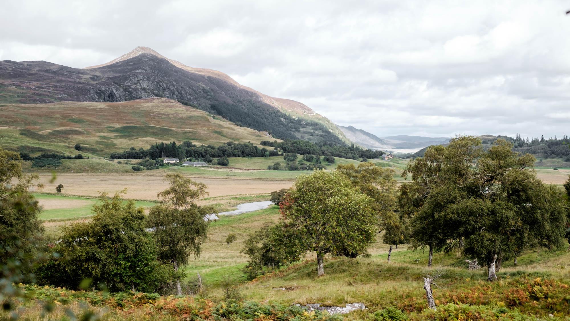 Spey River Schottland