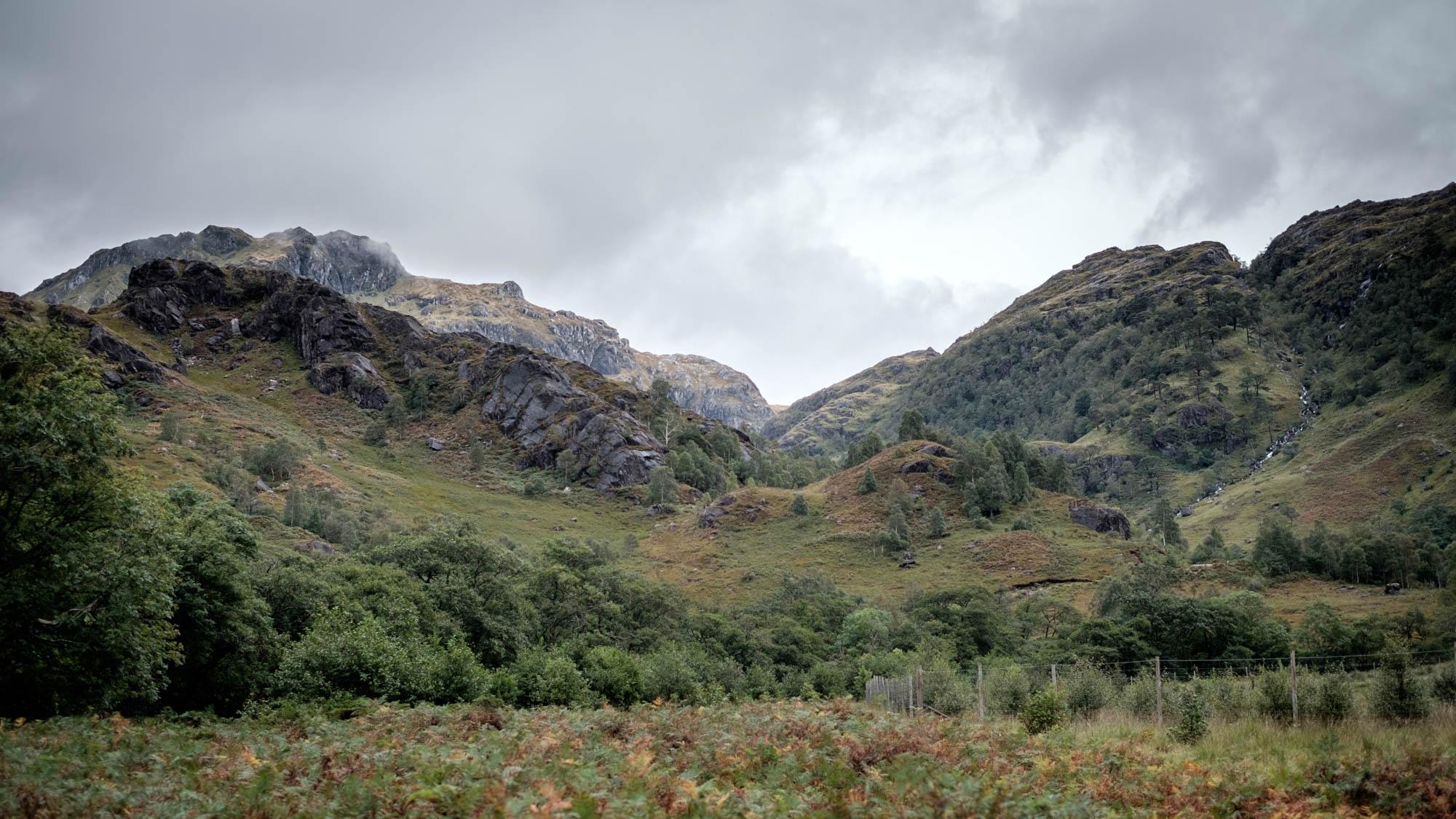 Glen Nevis Schottland