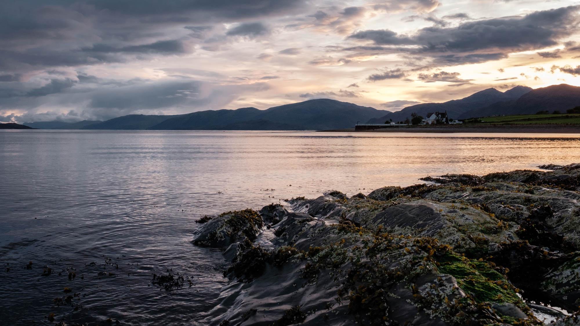 Loch Linnhe Glencoe Schottland