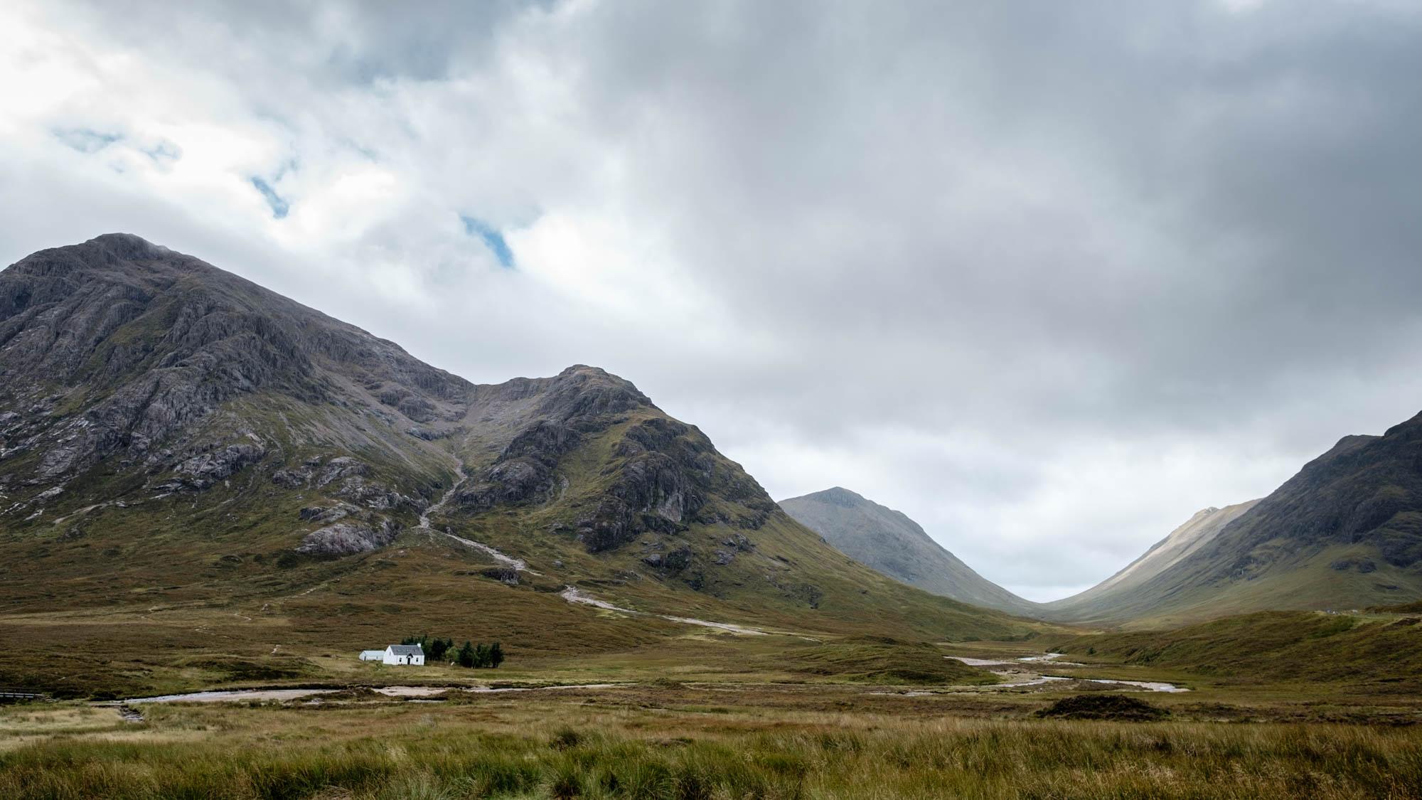 Buachaille Etive Mor Schottland