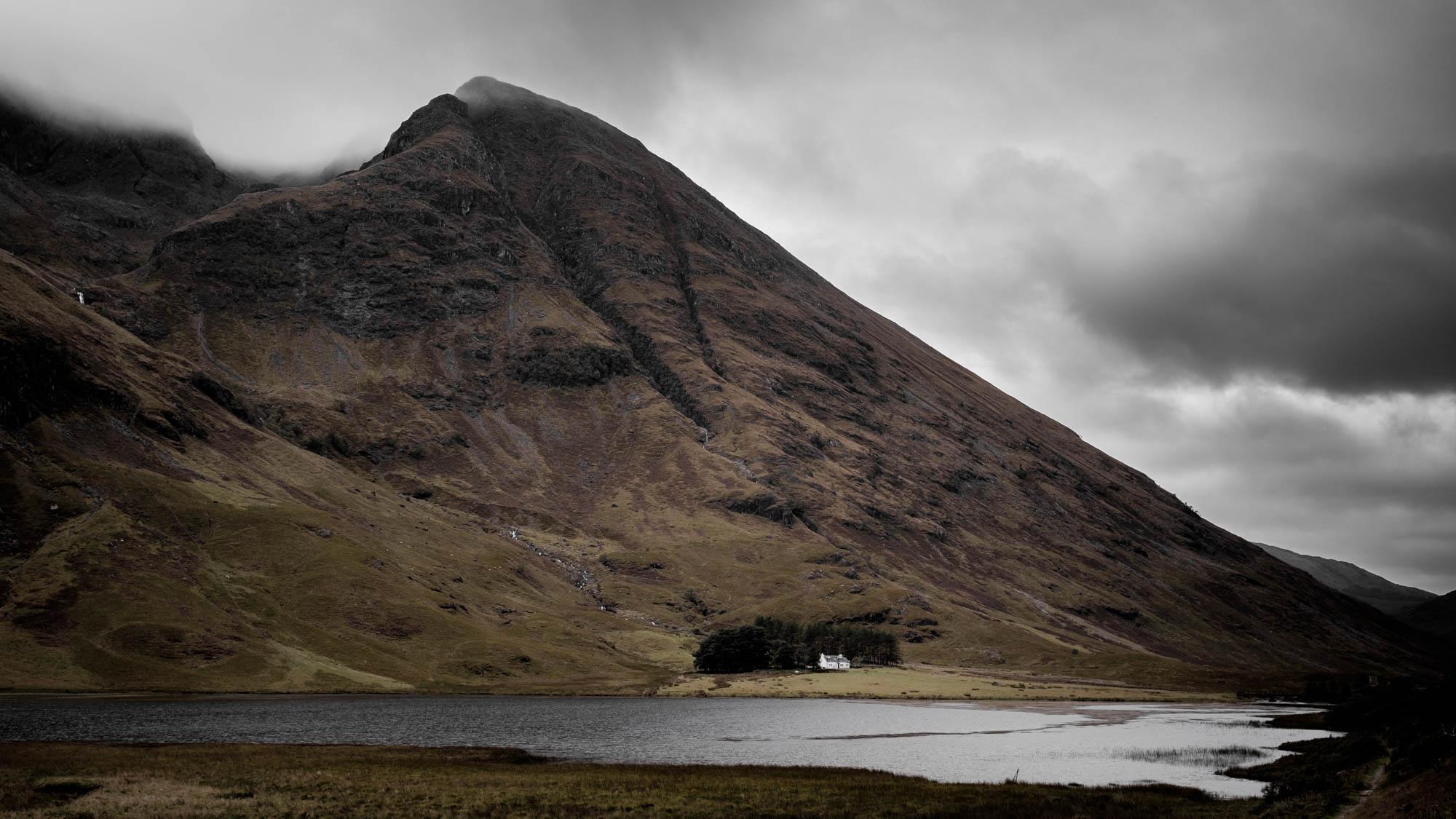 Buachaille Etive Mor - Schottland