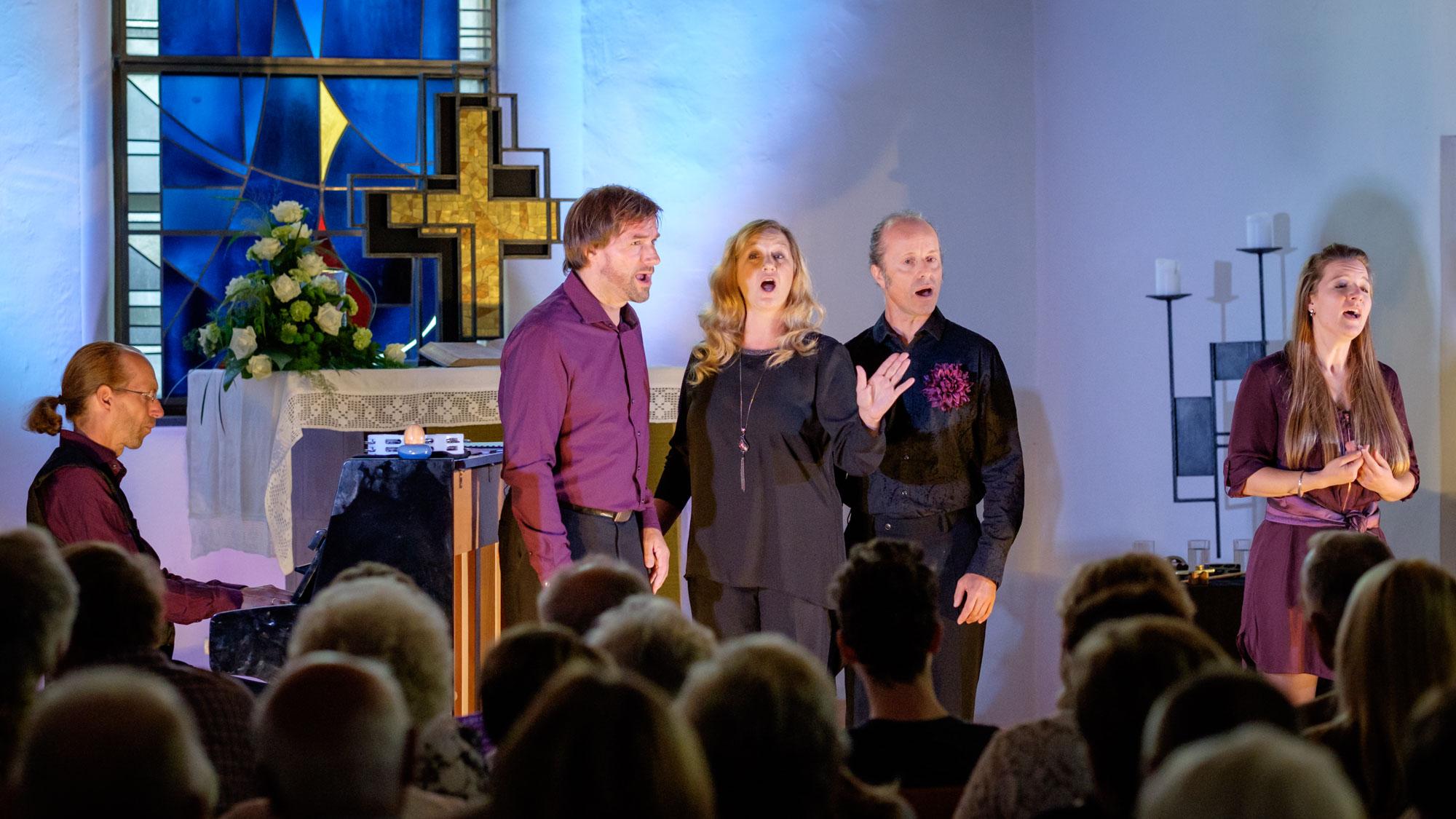 Spread Voice Konzert Vlotho Bonneberg