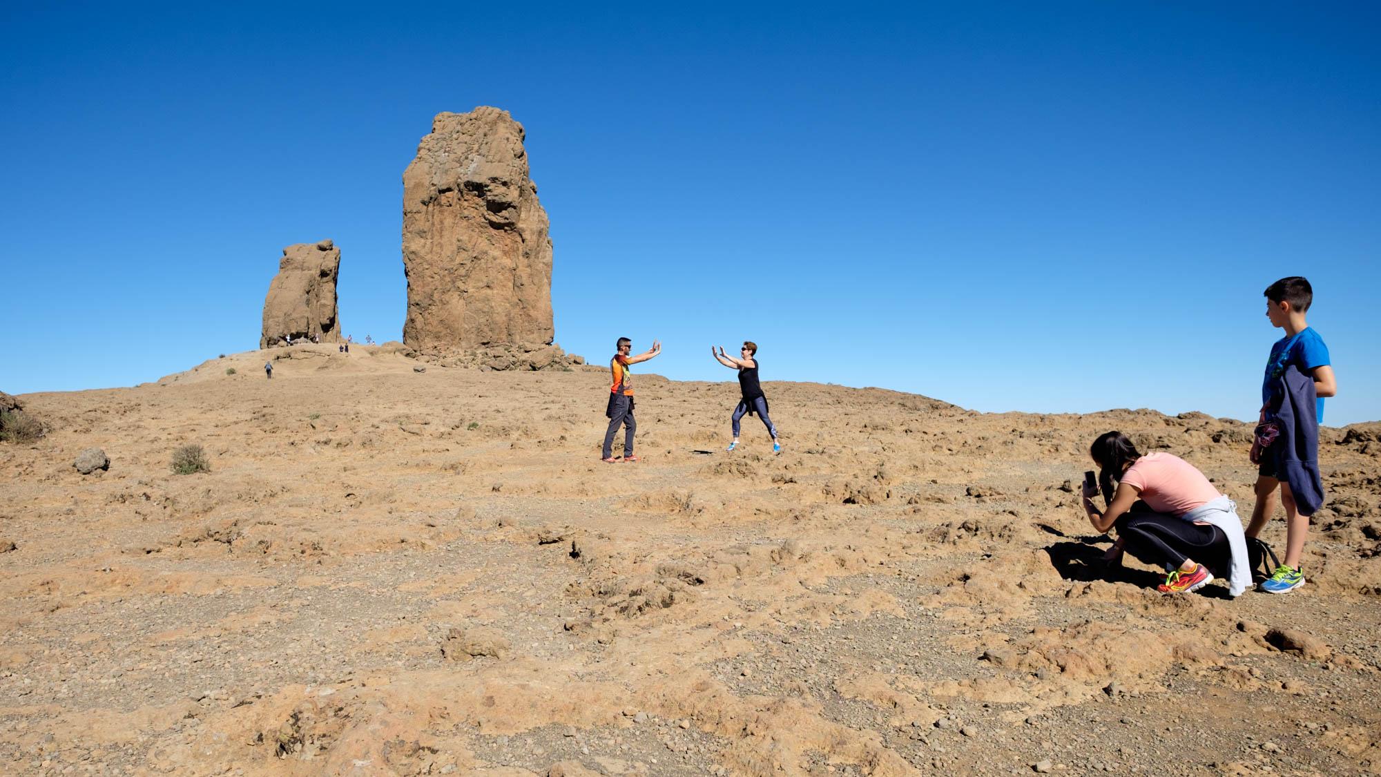 Gran Canaria Roco Nublo