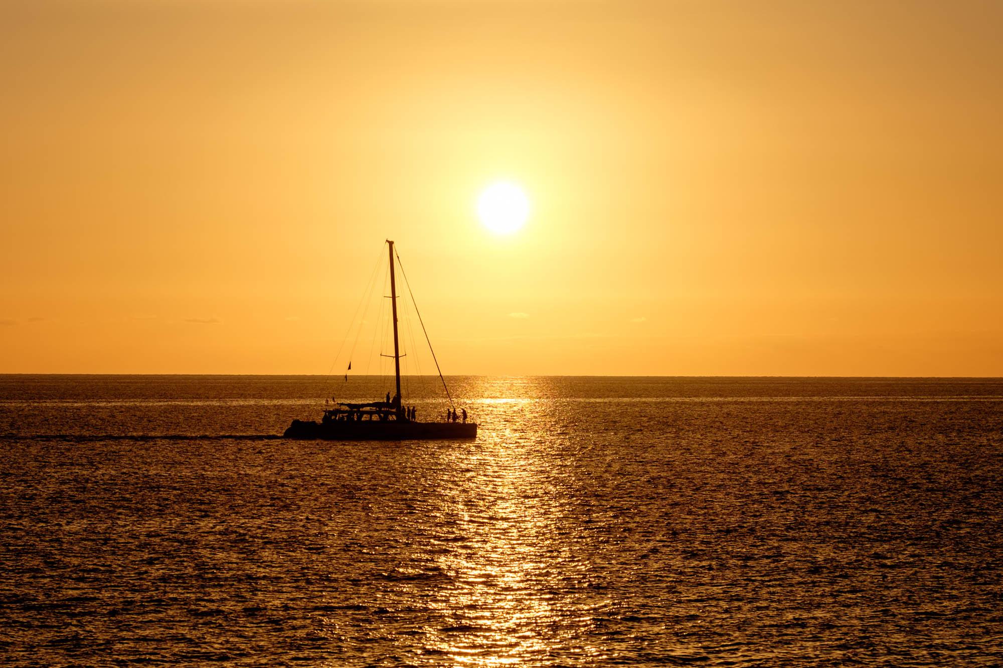 Gran Canaria Sonnenuntergang