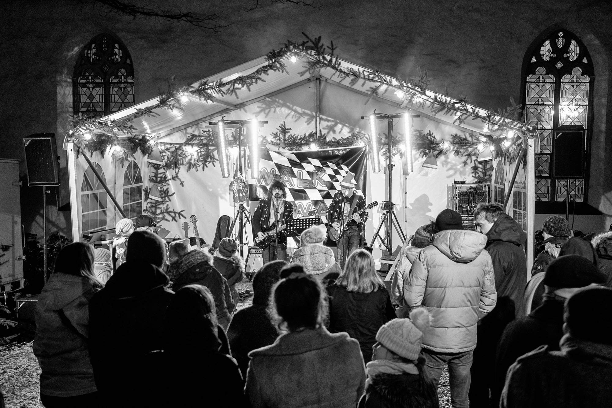 Walk Walk - Adventsstrasse Vlotho 2017