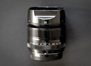 Fujinon XF35mm F1.4 R