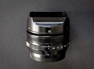 Fujinon XF18mm F2 R