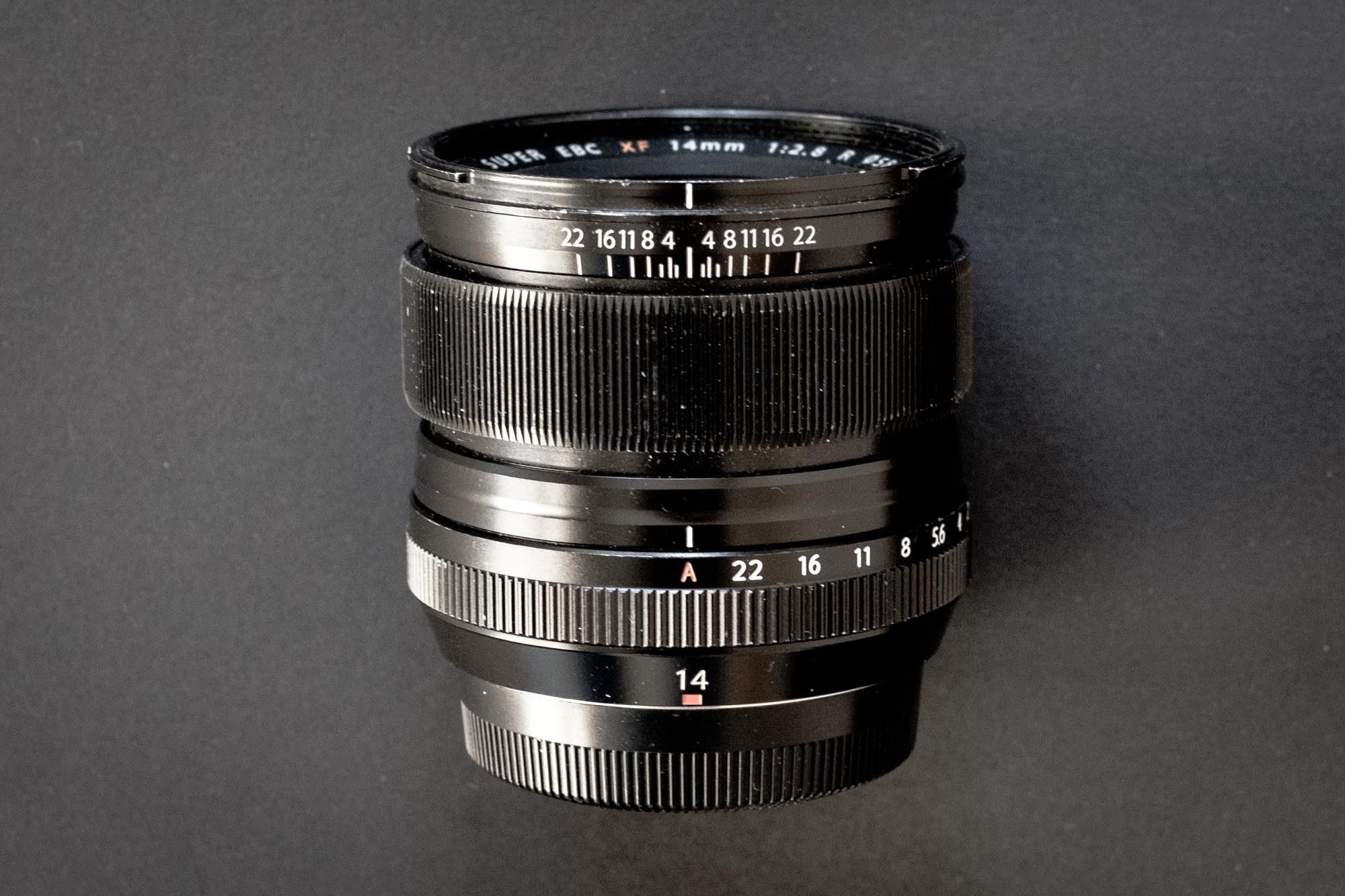 Fujinon XF14mmF2,8 R