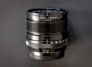 Fujinon XF14mm F2.8 R