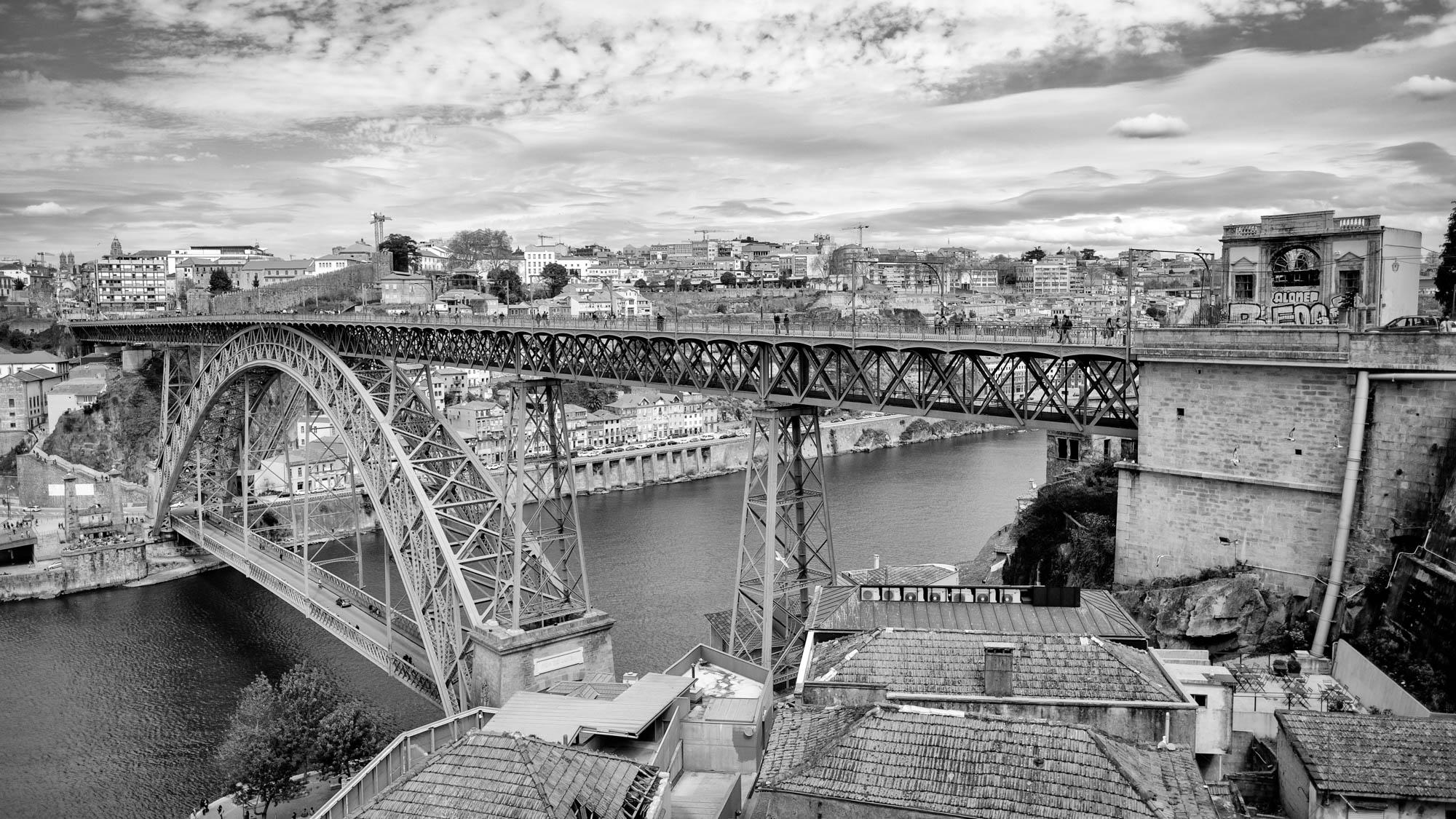 Ponte Dom Luís Porto Portutal