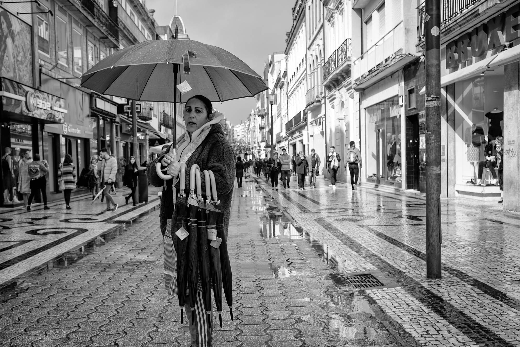 Rua Santa Christina Porto, Portugal