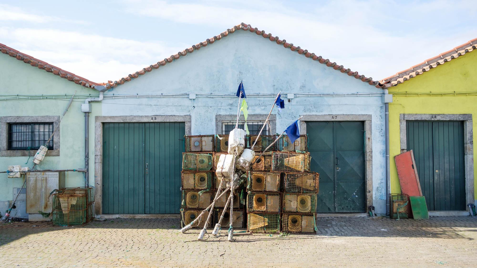 Fischerschuppen Viana do Castelo