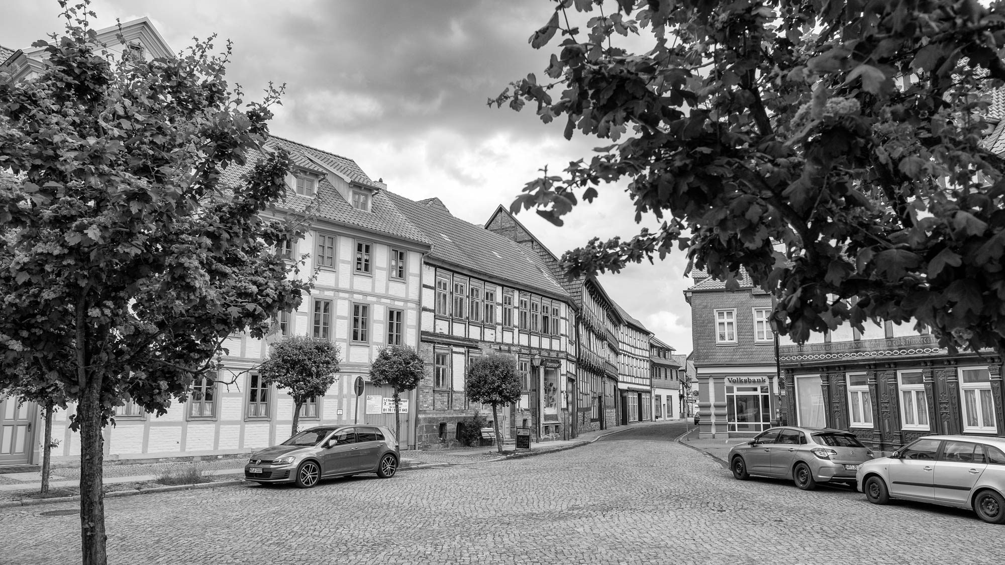 Osterwieck in Sachsen-Anhalt