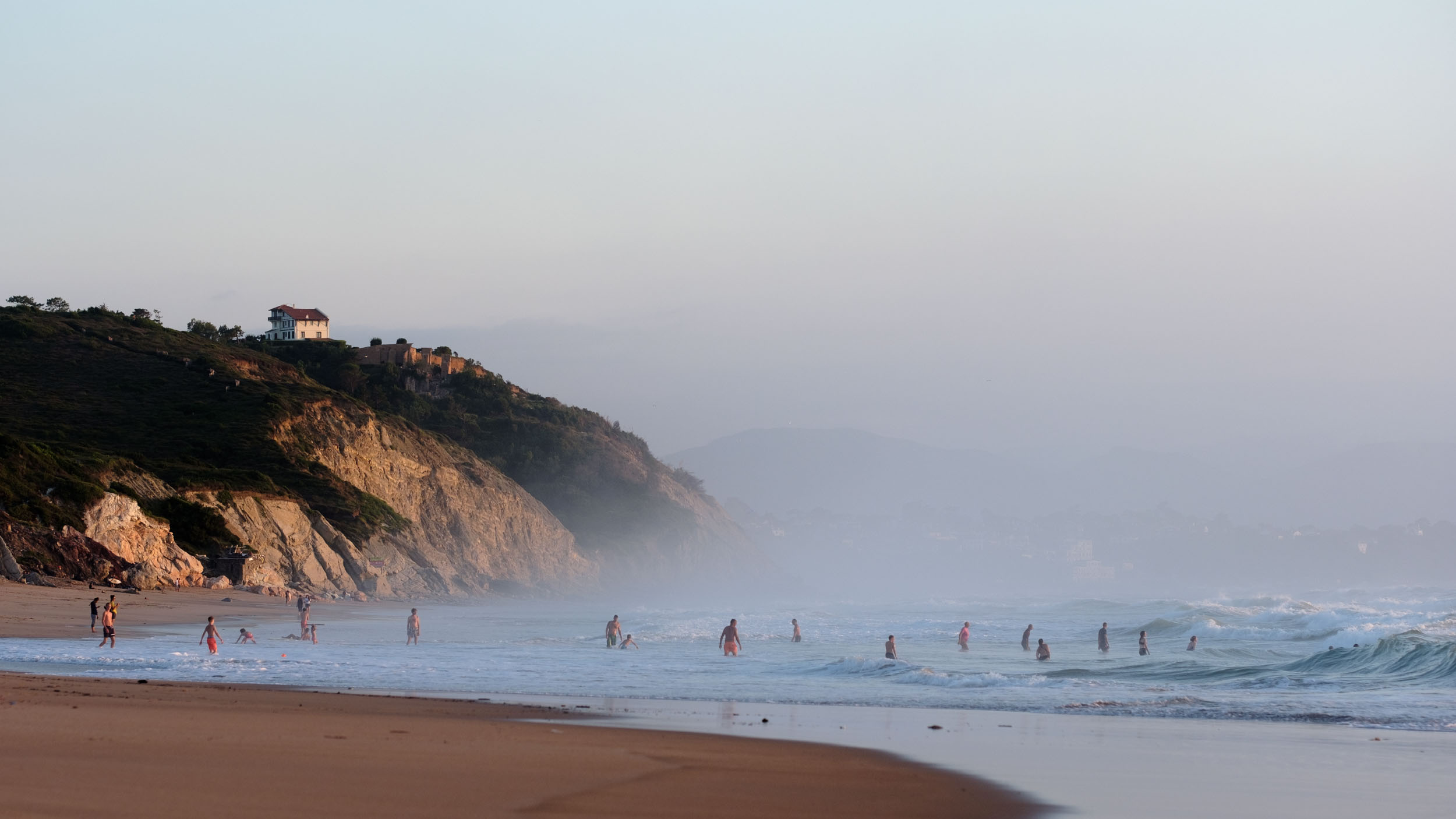 Bidart Strand