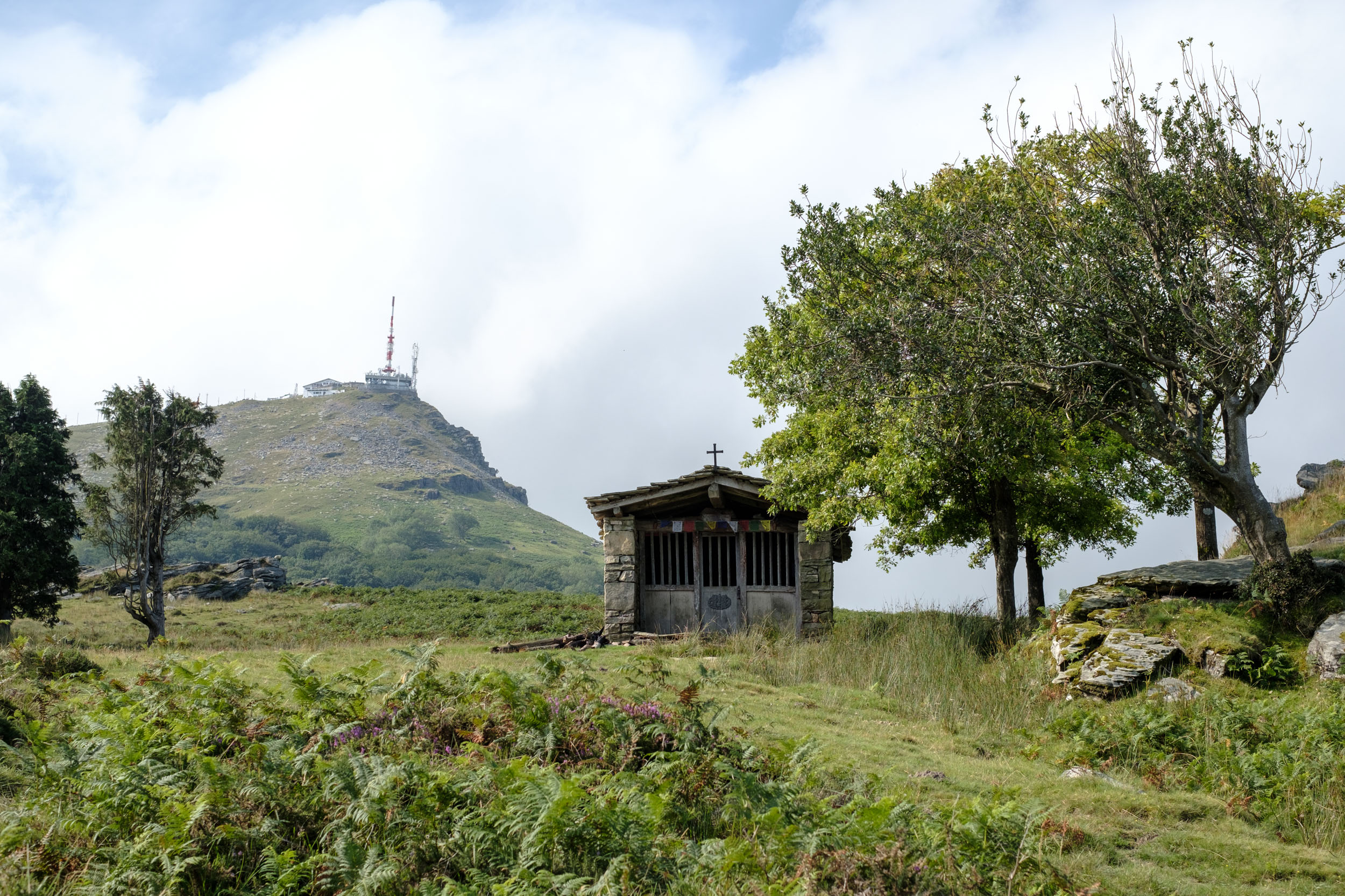 Kapelle am La Rhune