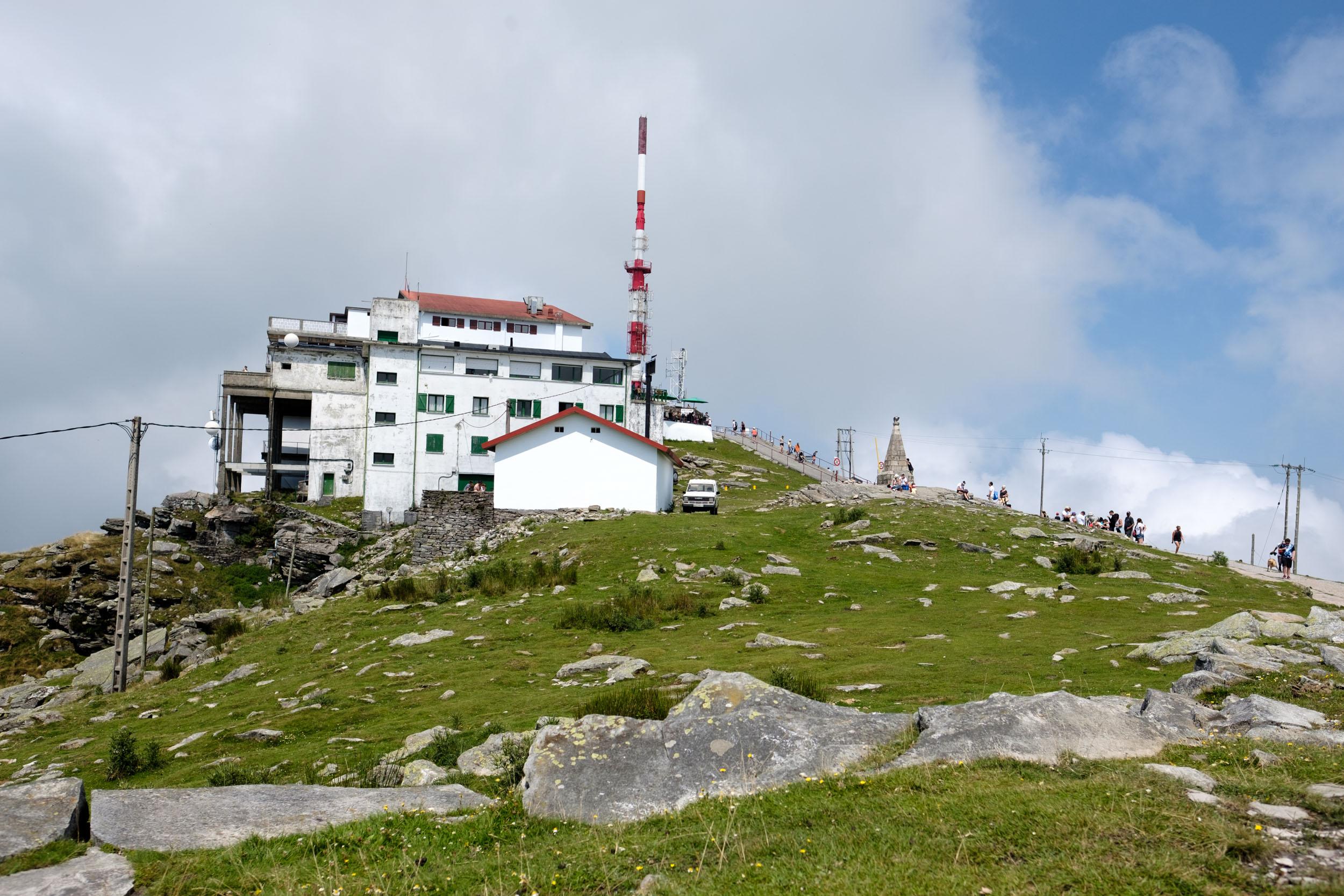 Gipfel La Rhune