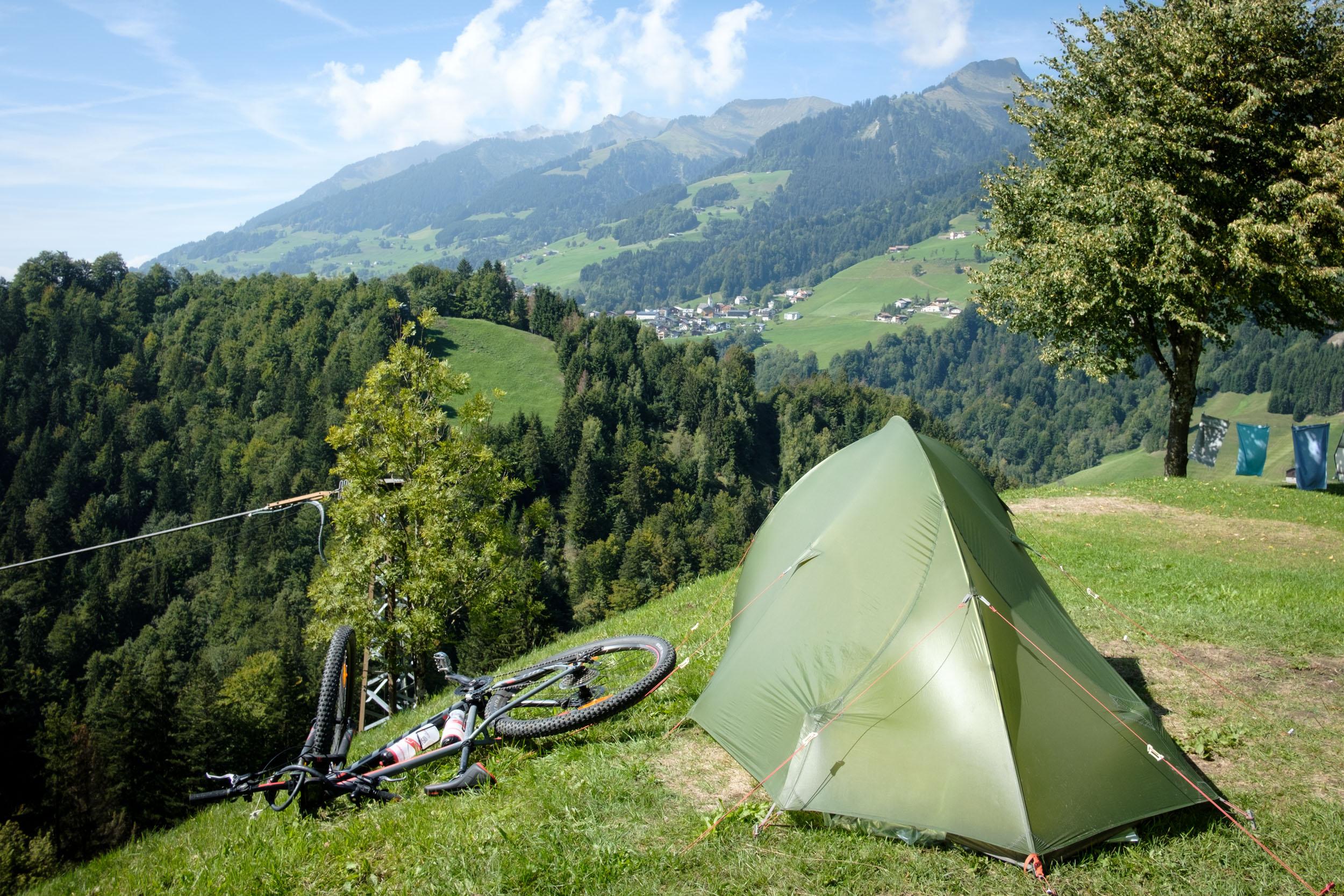 Camping Großwalsertal