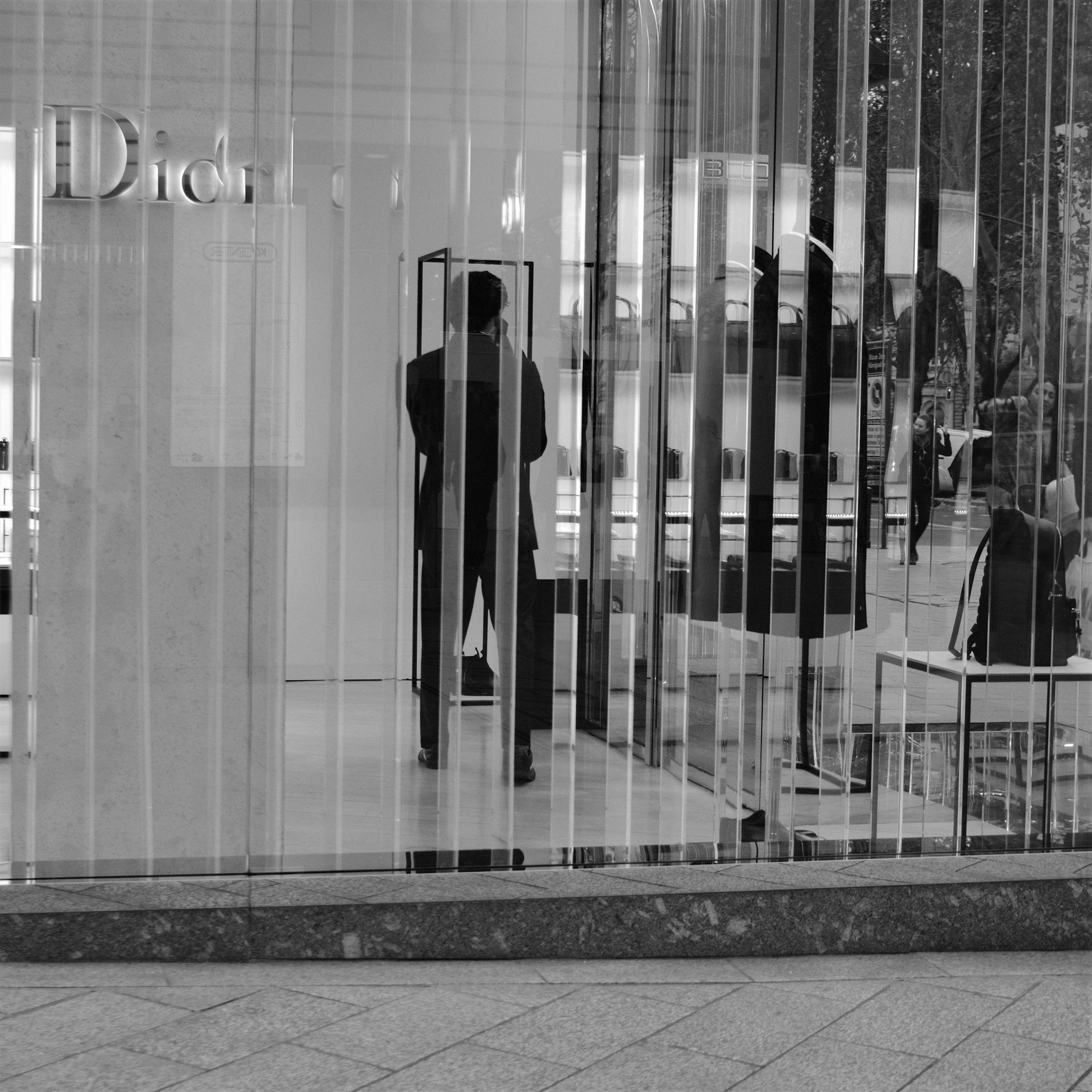 Düsseldorf, Königsallee, Dior