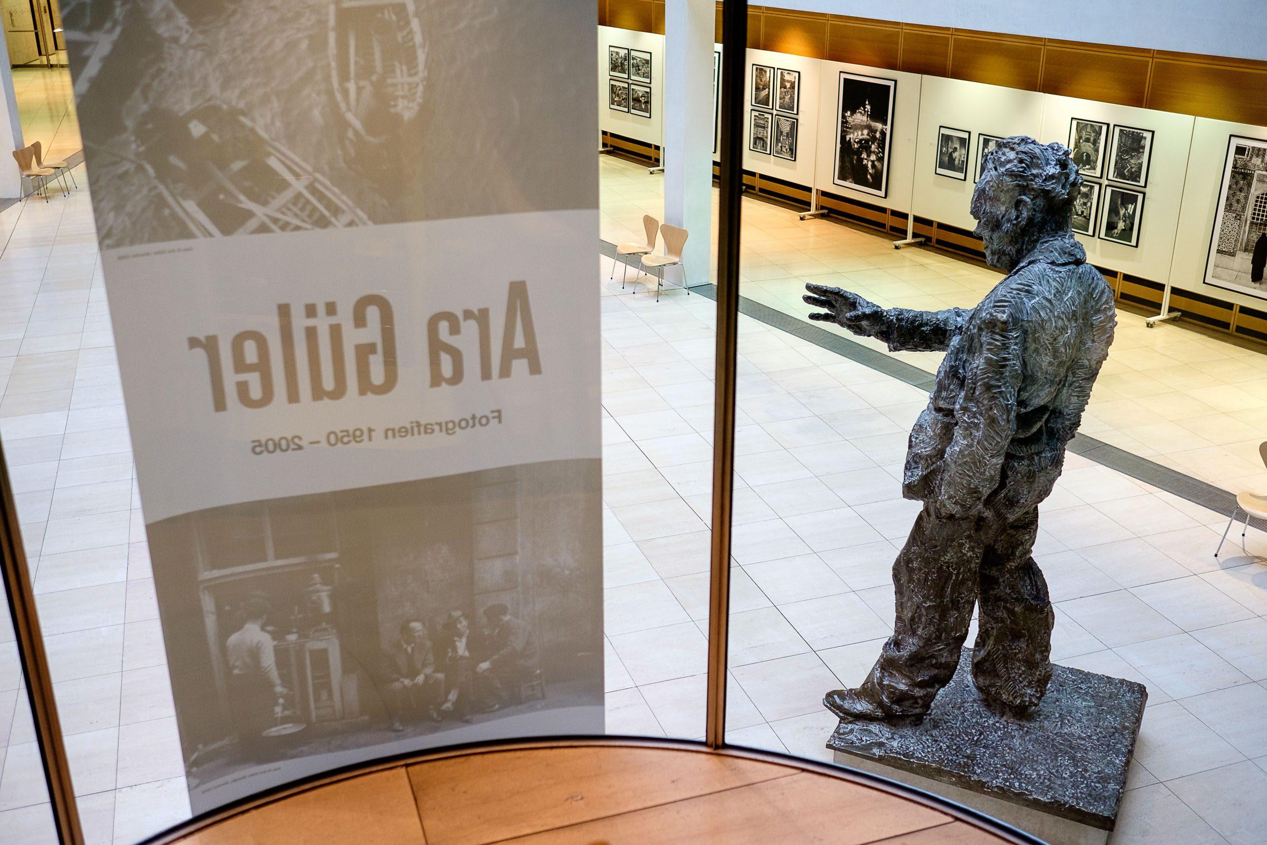 Ara Güler Ausstellung Willy-Brandt-Haus Berlin