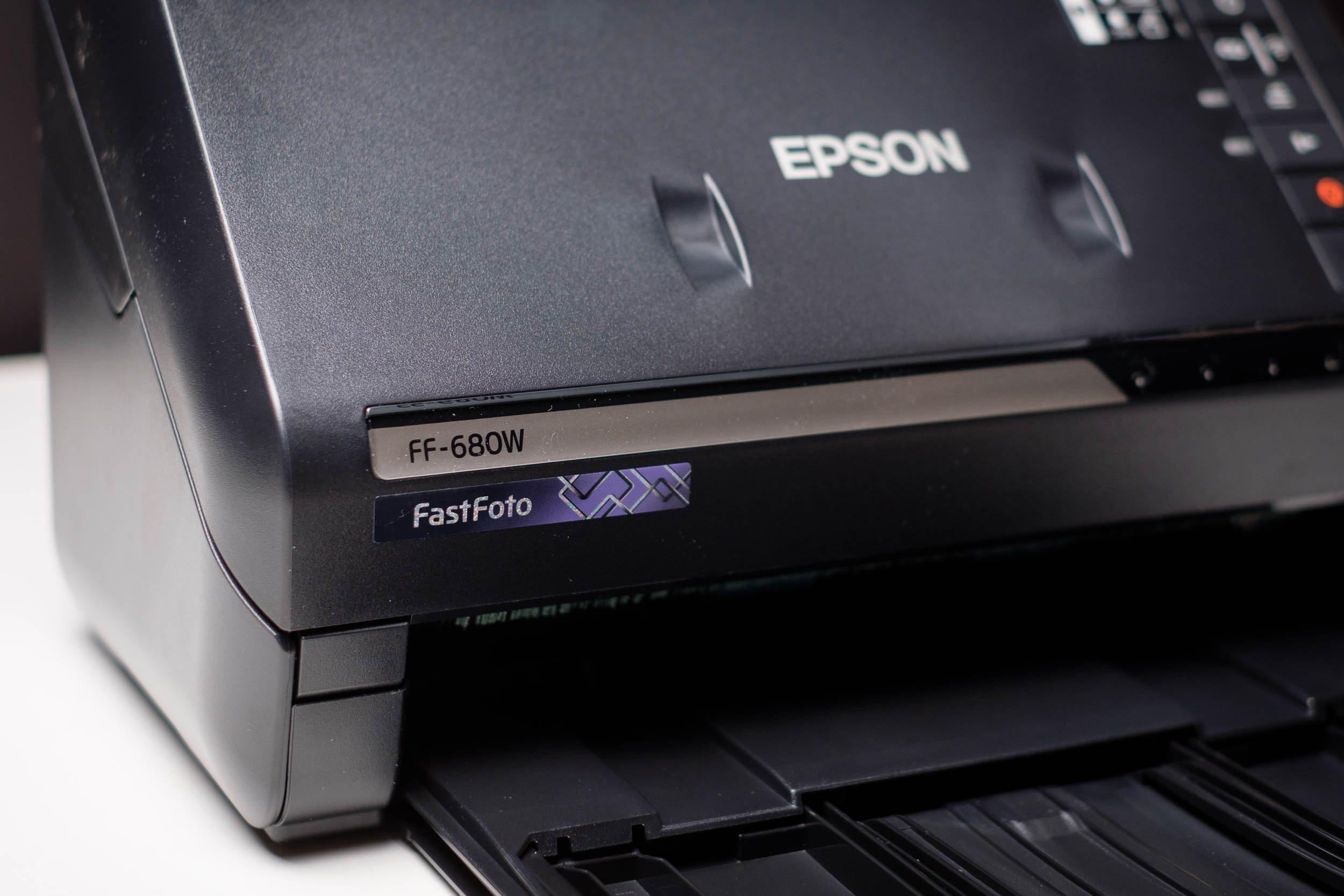 Epson FF-680W Scan