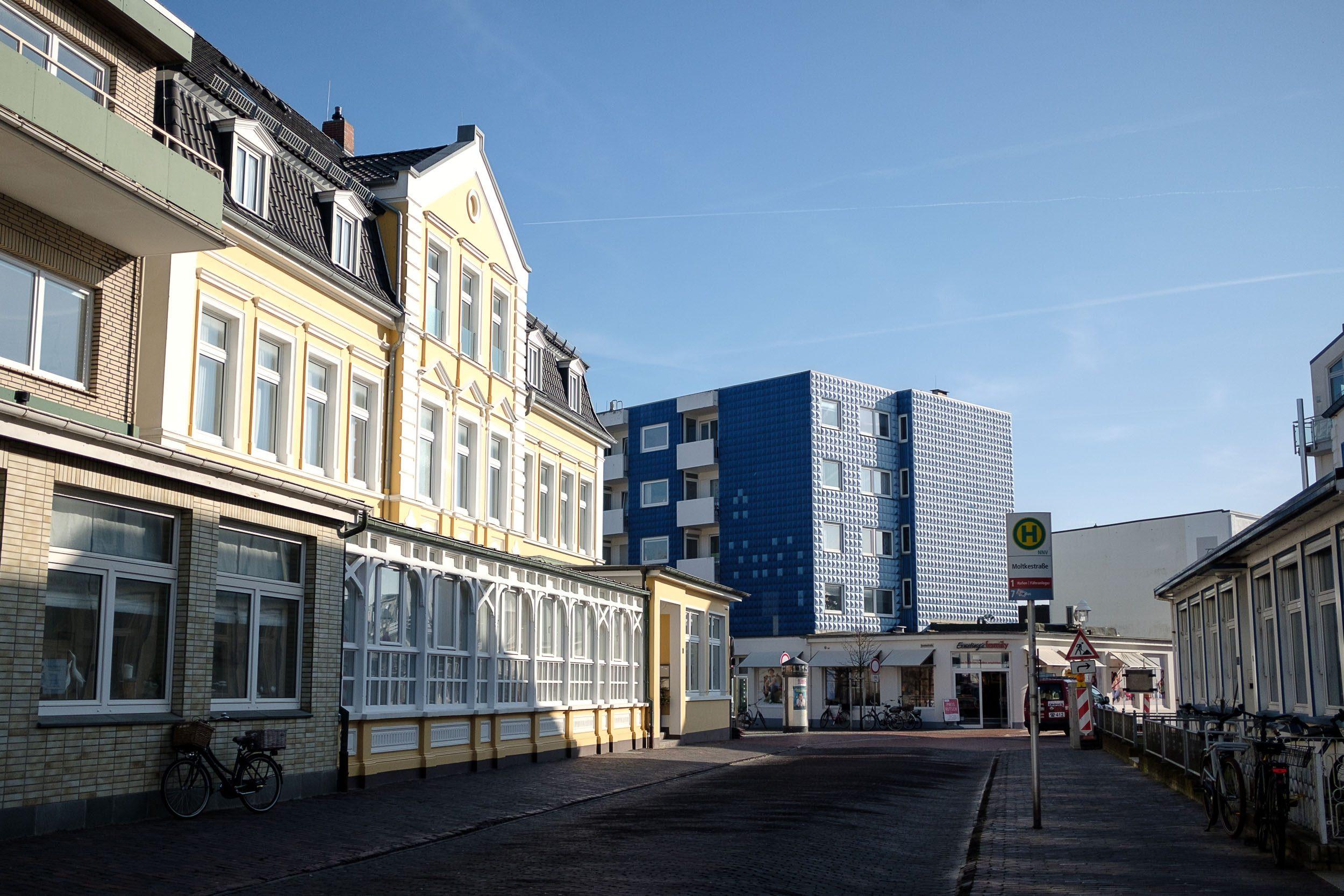 Norderney Innenstadt