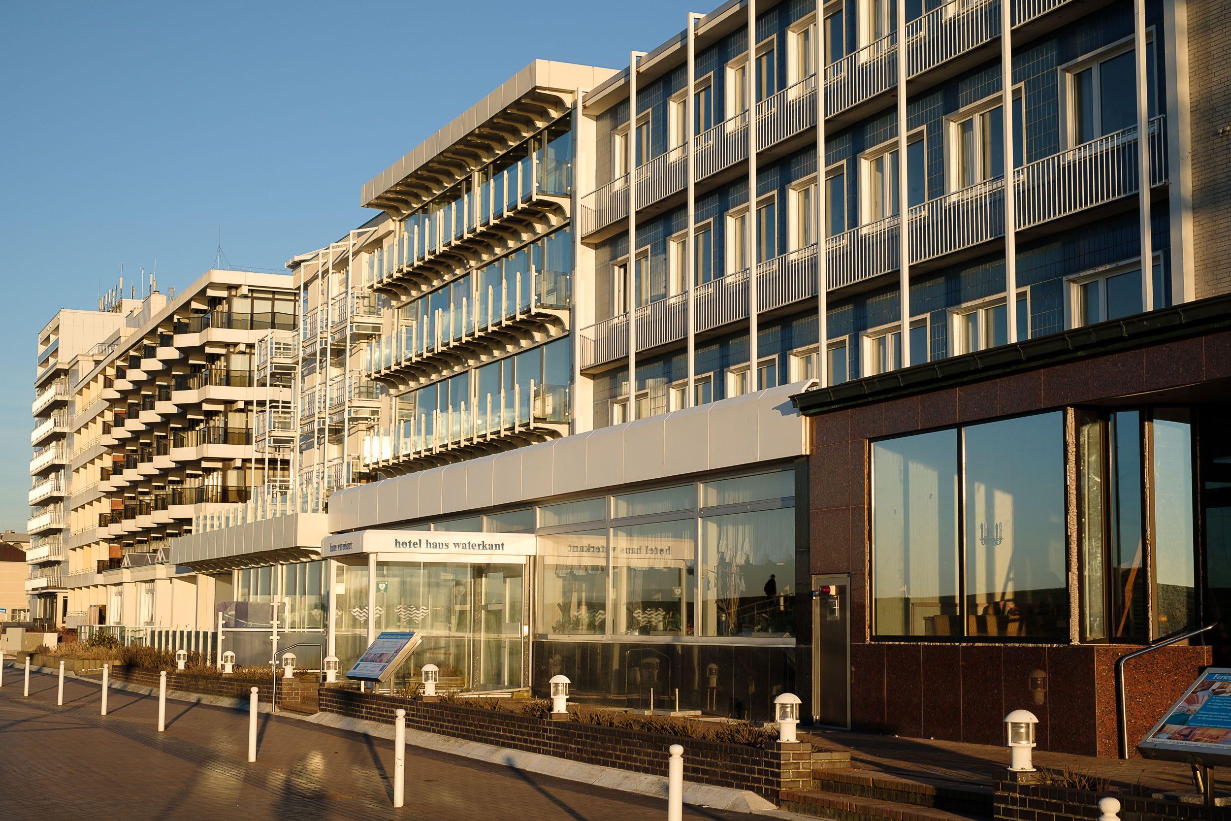 Hotel Waterkant, Norderney