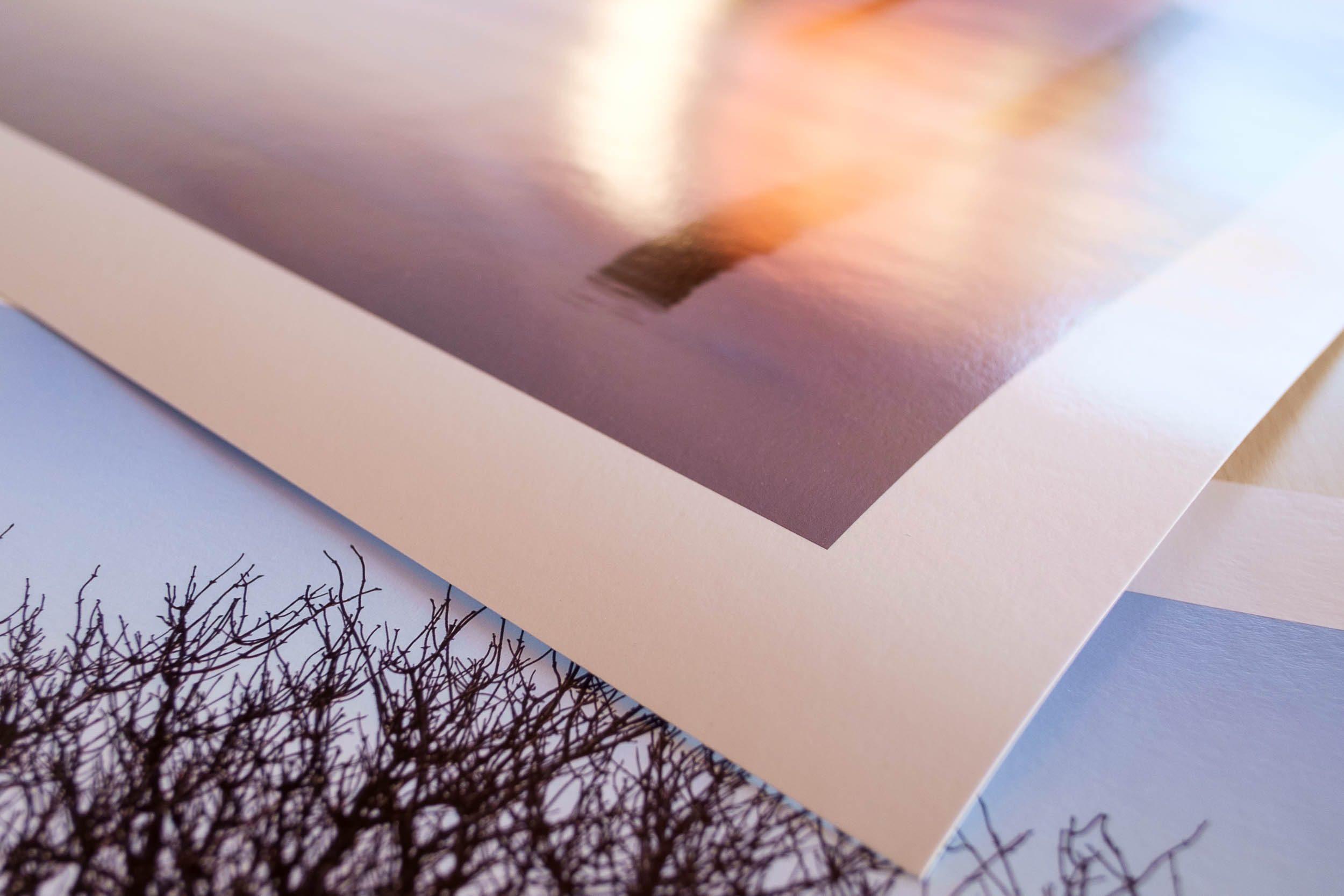 Fine Art Print auf Hahnemühle Baryta