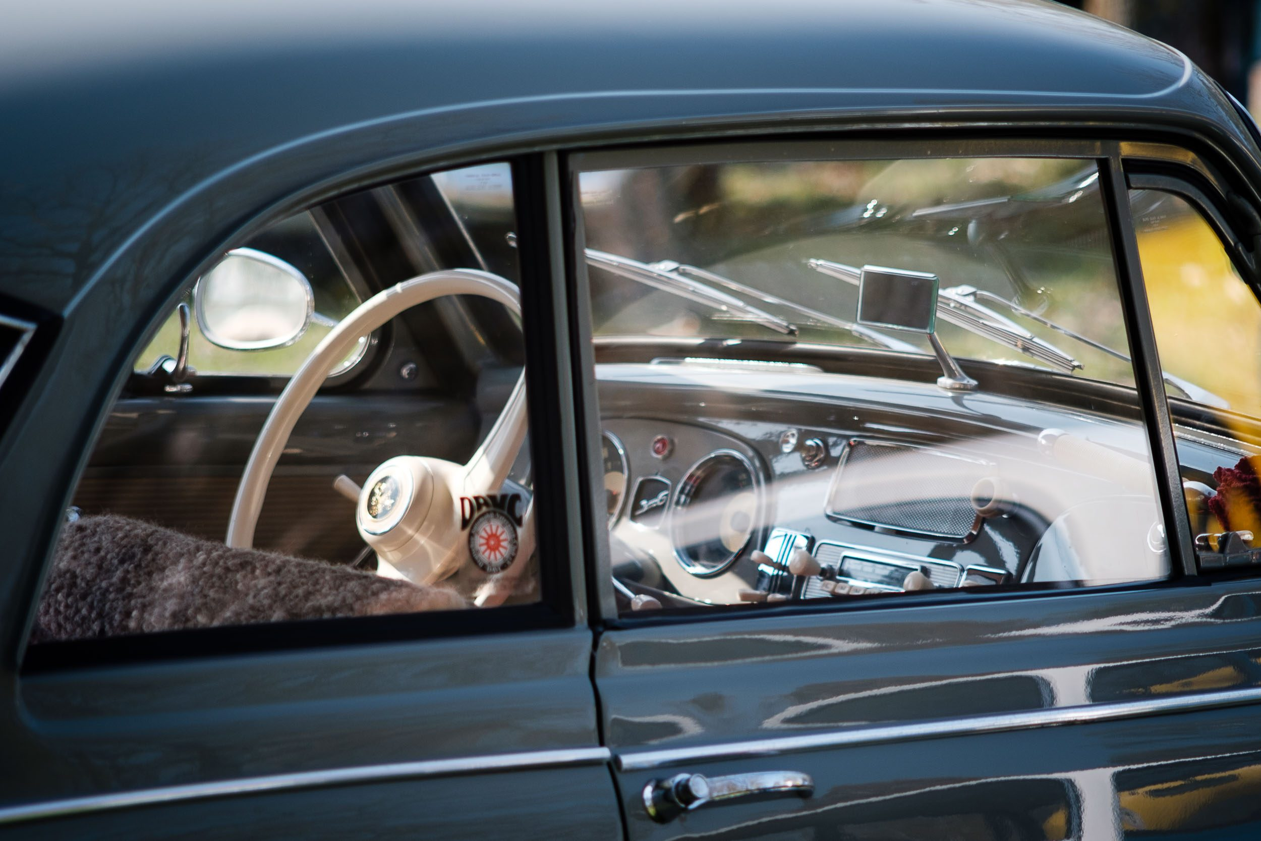Oldtimertreffen am großen Weserbogen VW Porsche Audi Klassik 2019