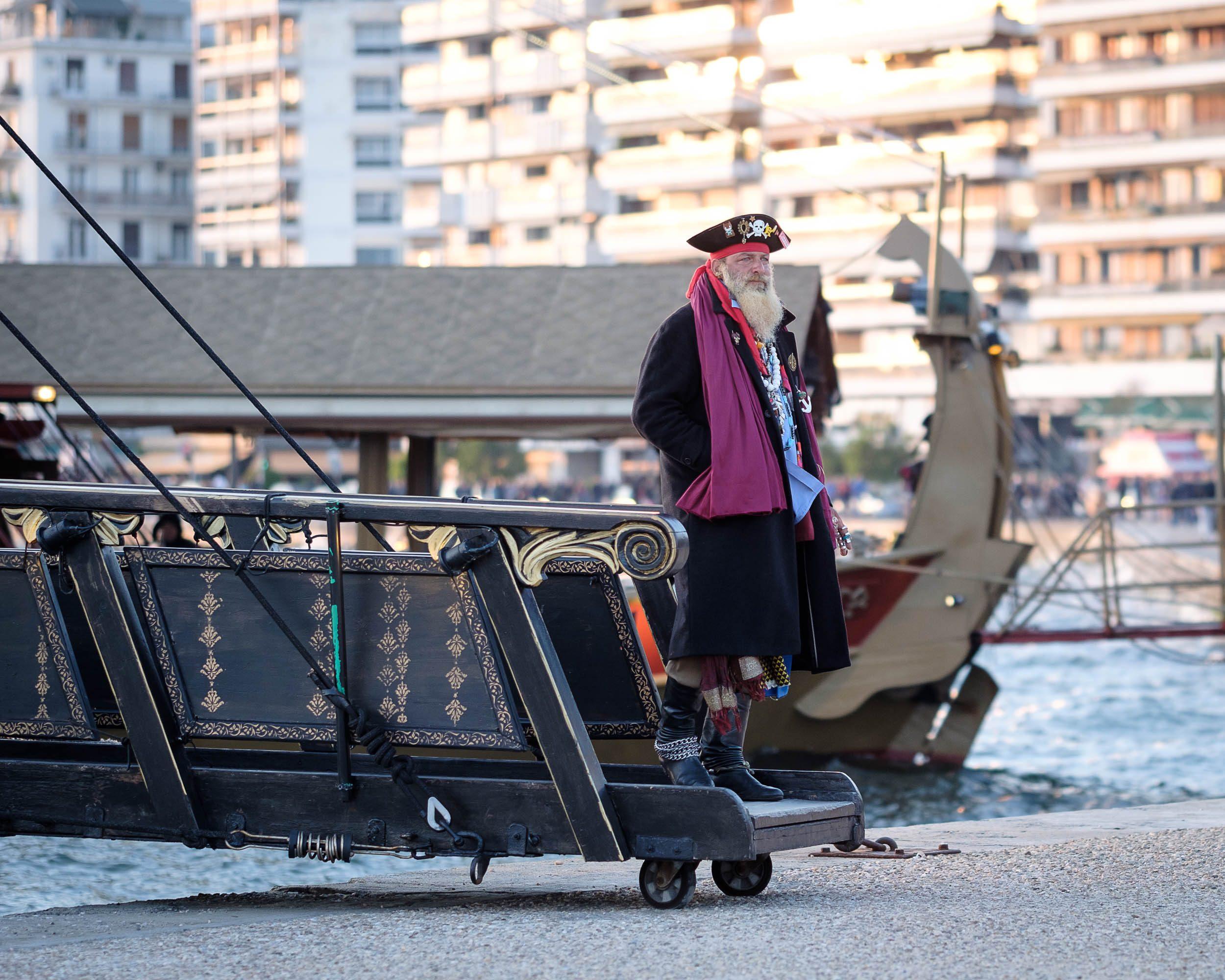 Promenade, Thessaloniki, Griechenland