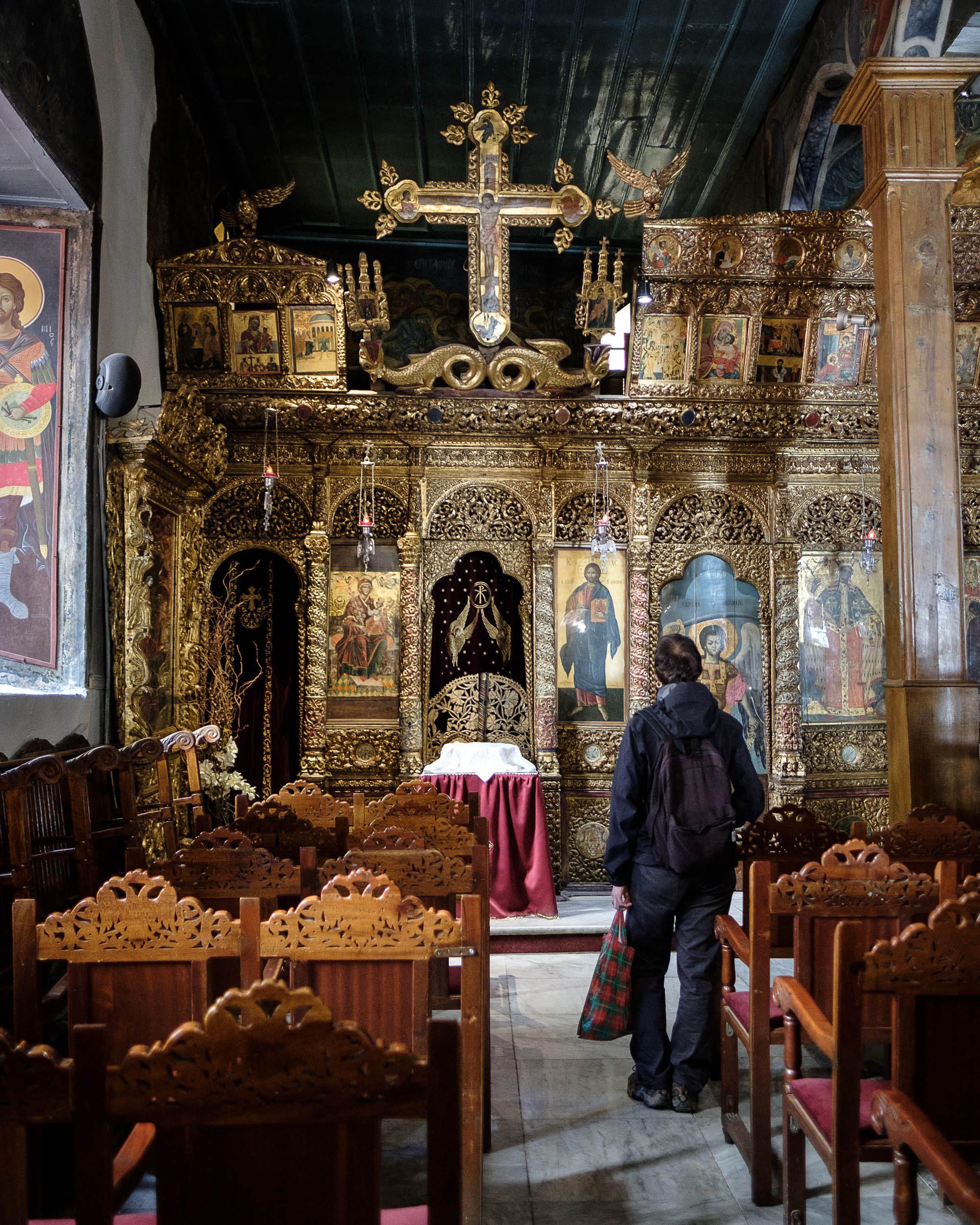Kirche, Thessaloniki, Griechenland