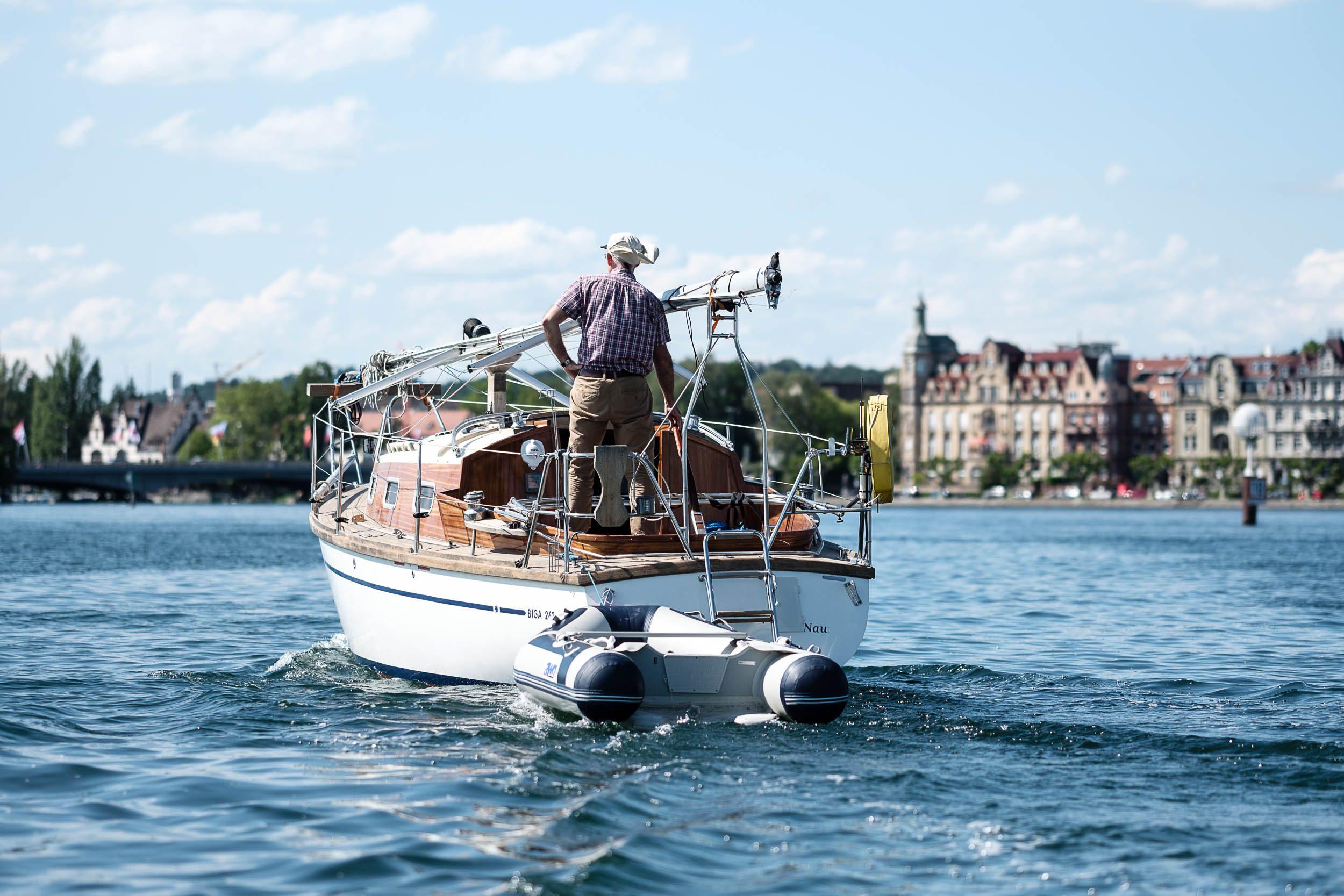 Segler Bodensee