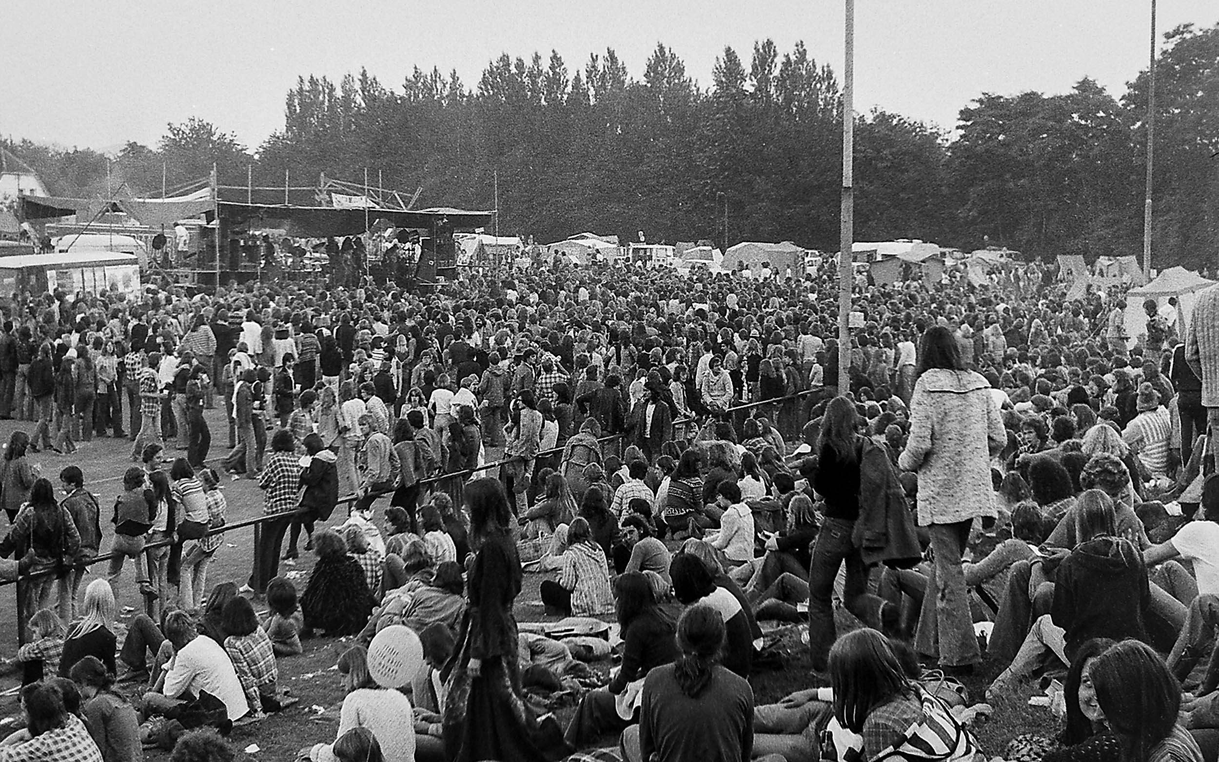 Das Festival -  Umsonst&Draussen Festival 1977 Jahnstadion Vlotho