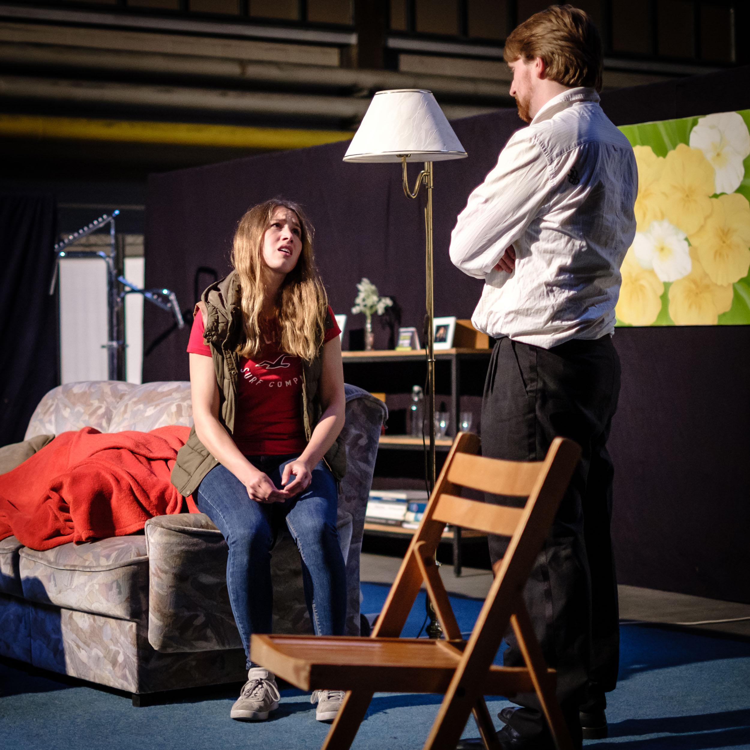 Nele Heuser, Patrick Dietrich, Buhnentheater Vlotho