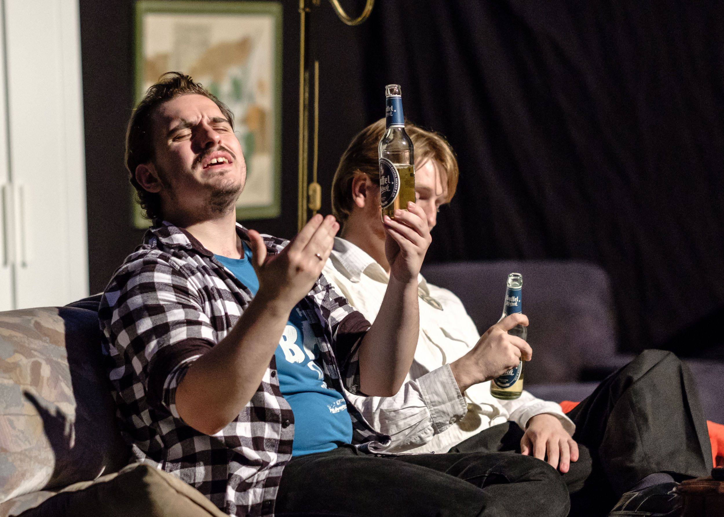 Patrick Dietrich, Oliver Krause, Buhnentheater Vlotho