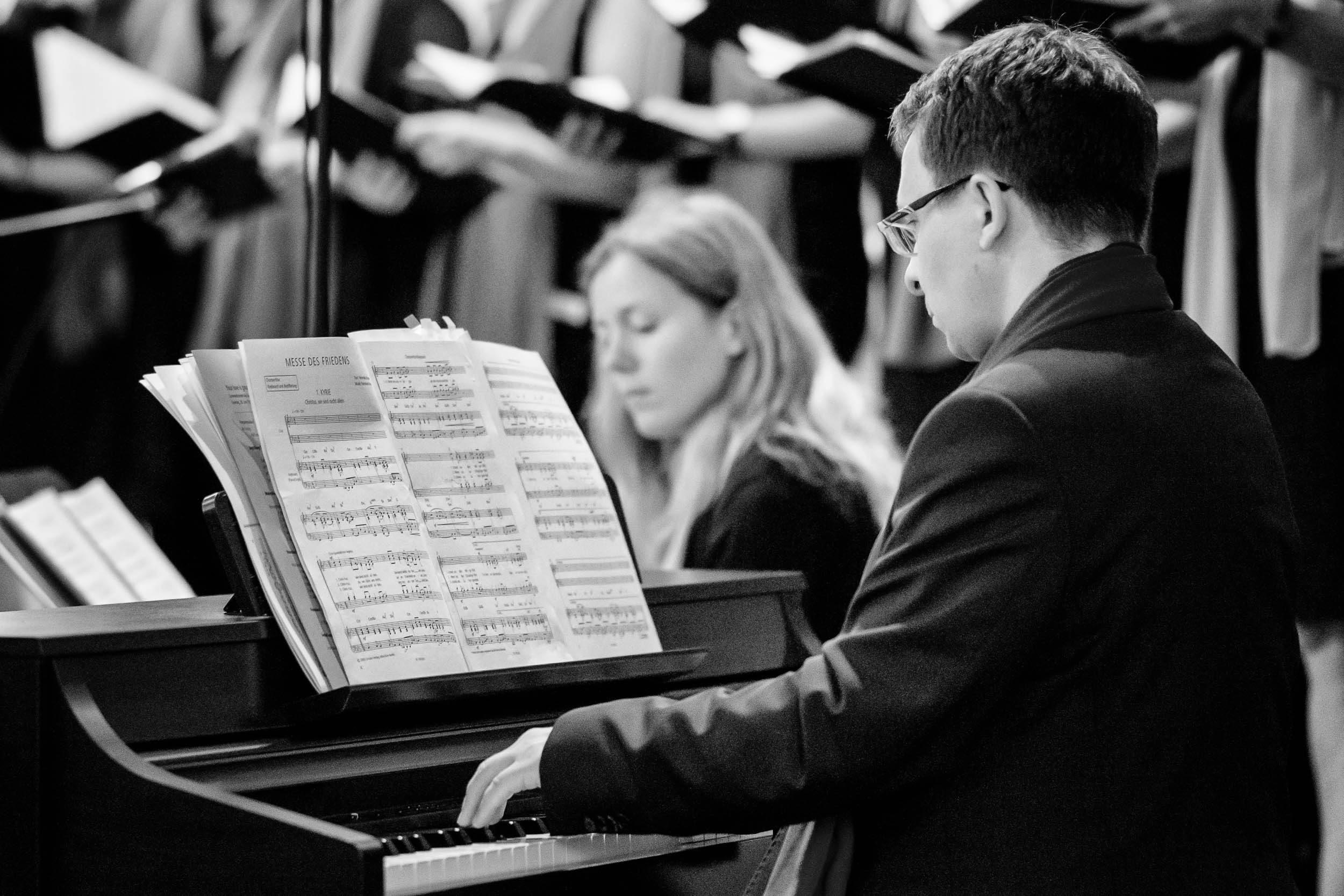 Benjamin Gruchow Klavier