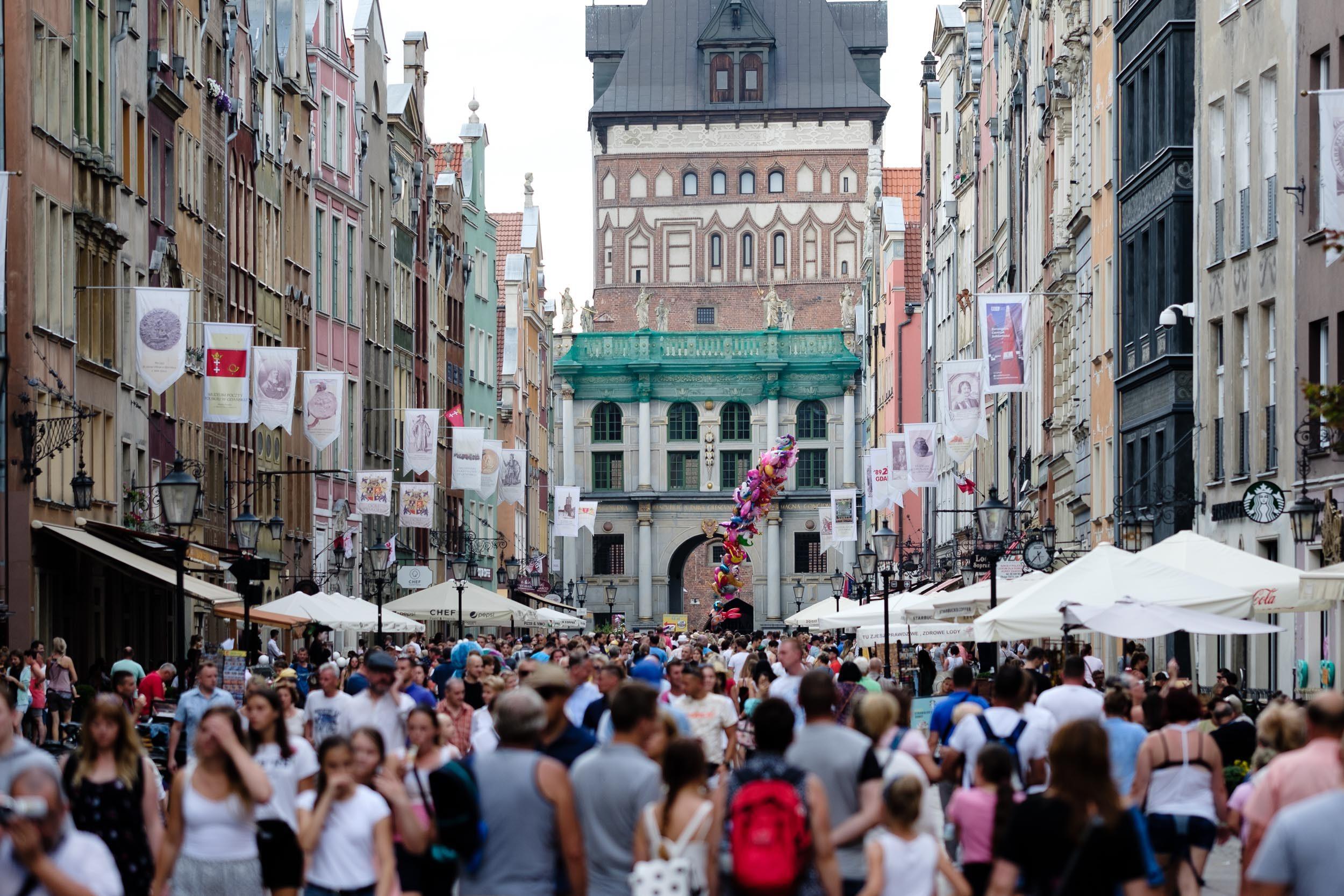 Innenstadt Danzig