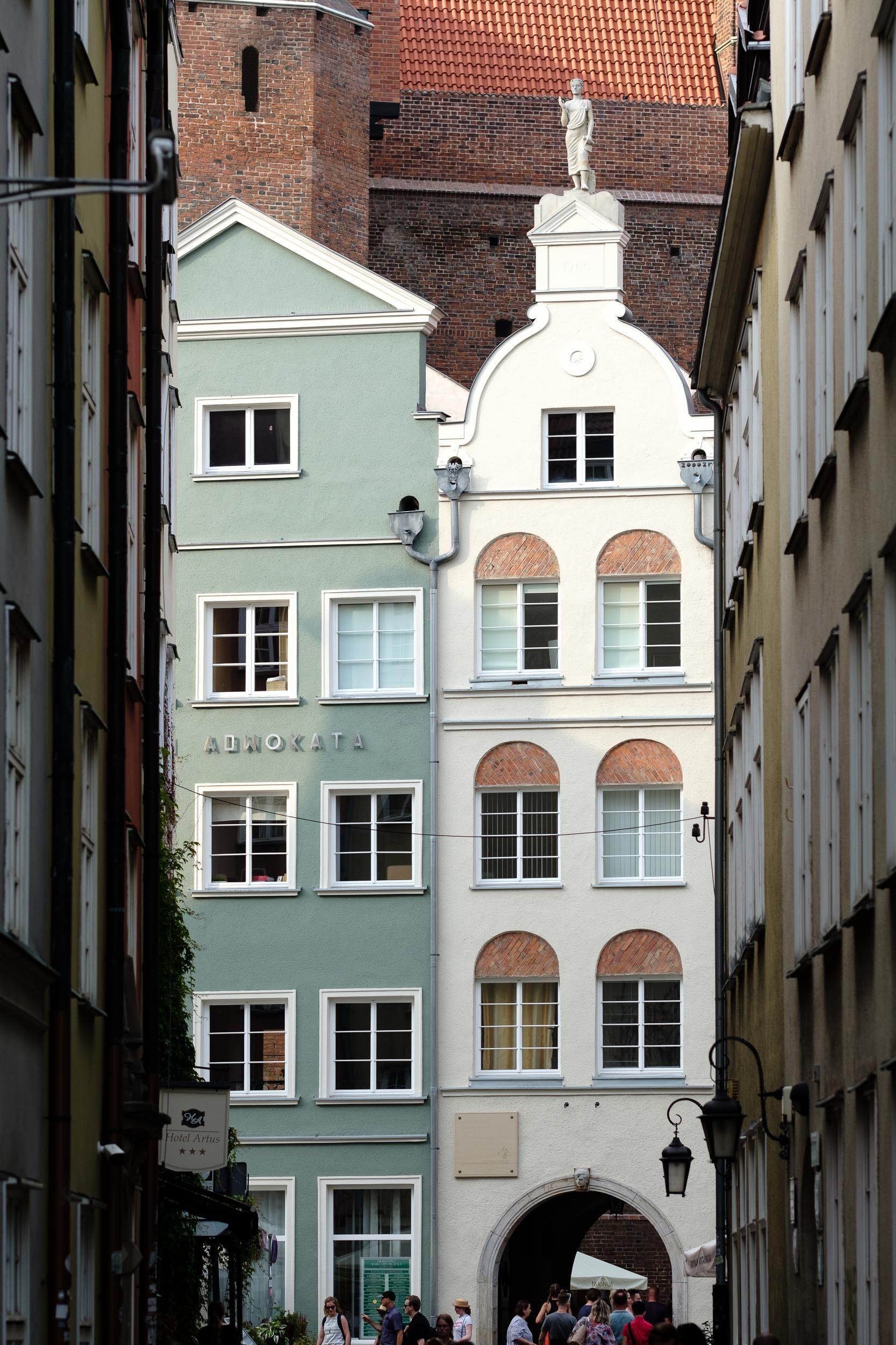 Danzig Innenstadt