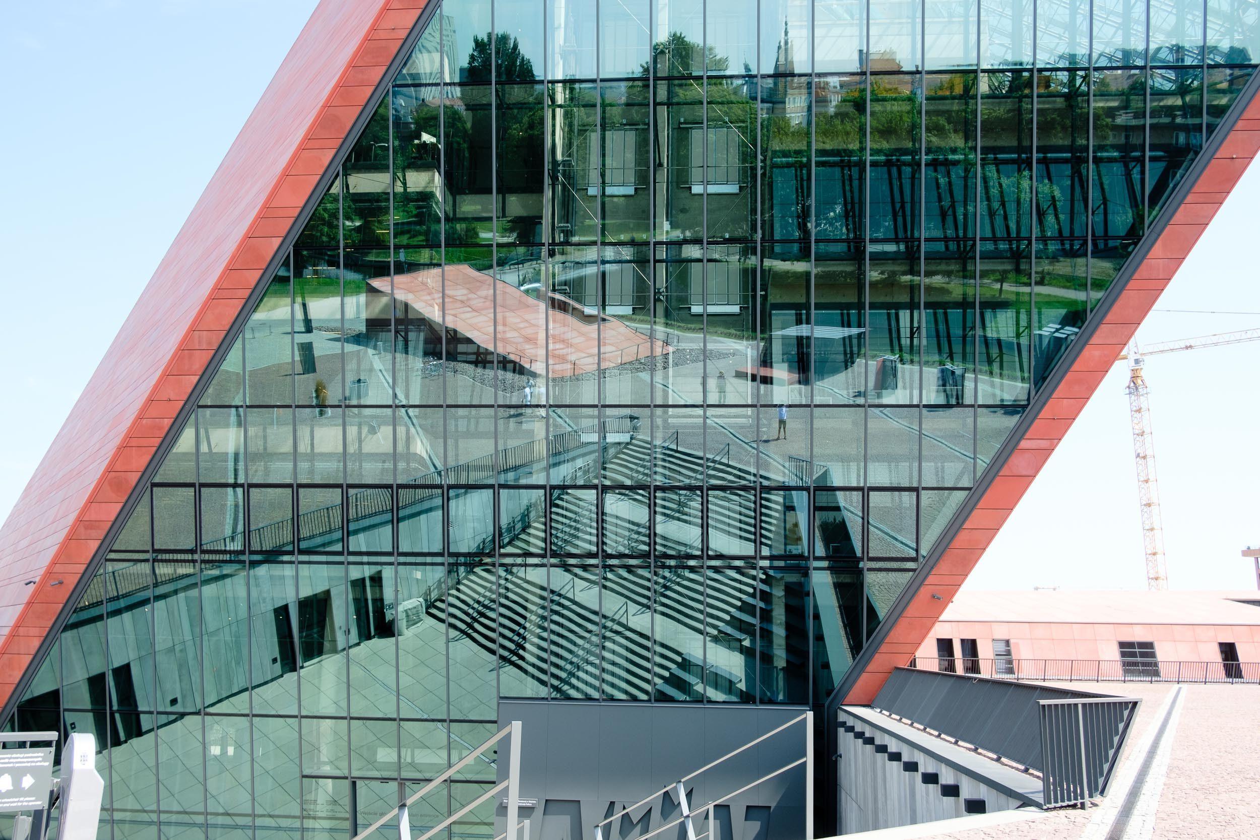 Muzeum II Wojny Światowe Danzig