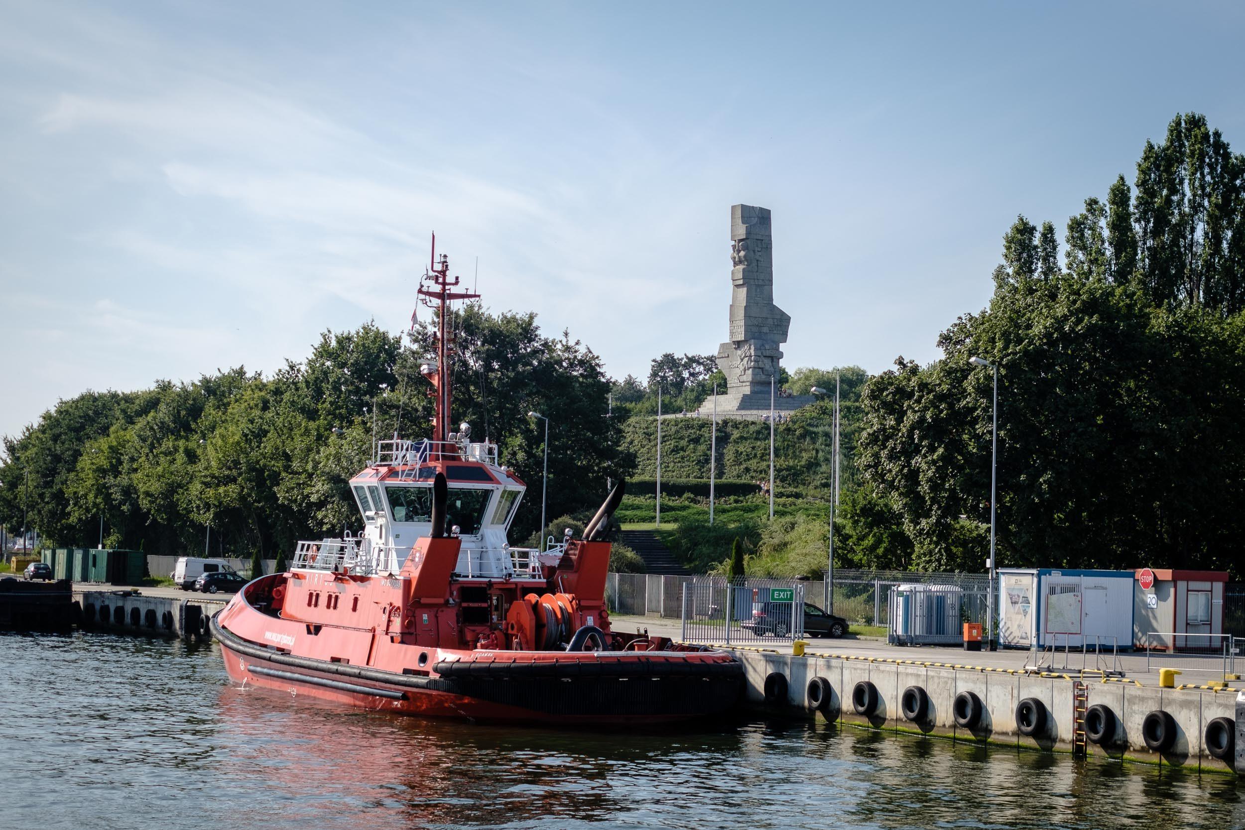 Westerplatte Danzig