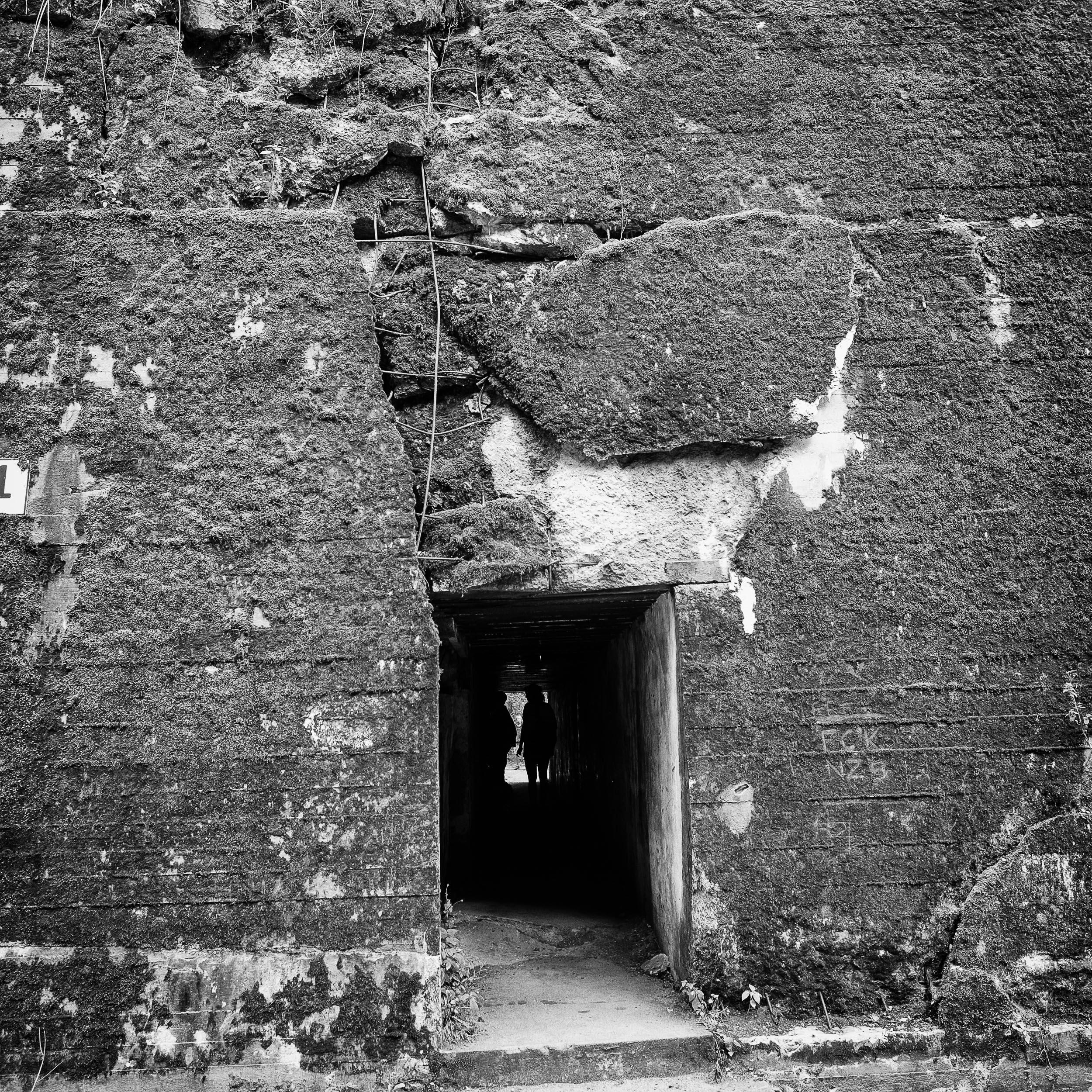 Nachrichtenknoten-Vermittlungsstelle - zerstörter Bunker Wolfsschanze