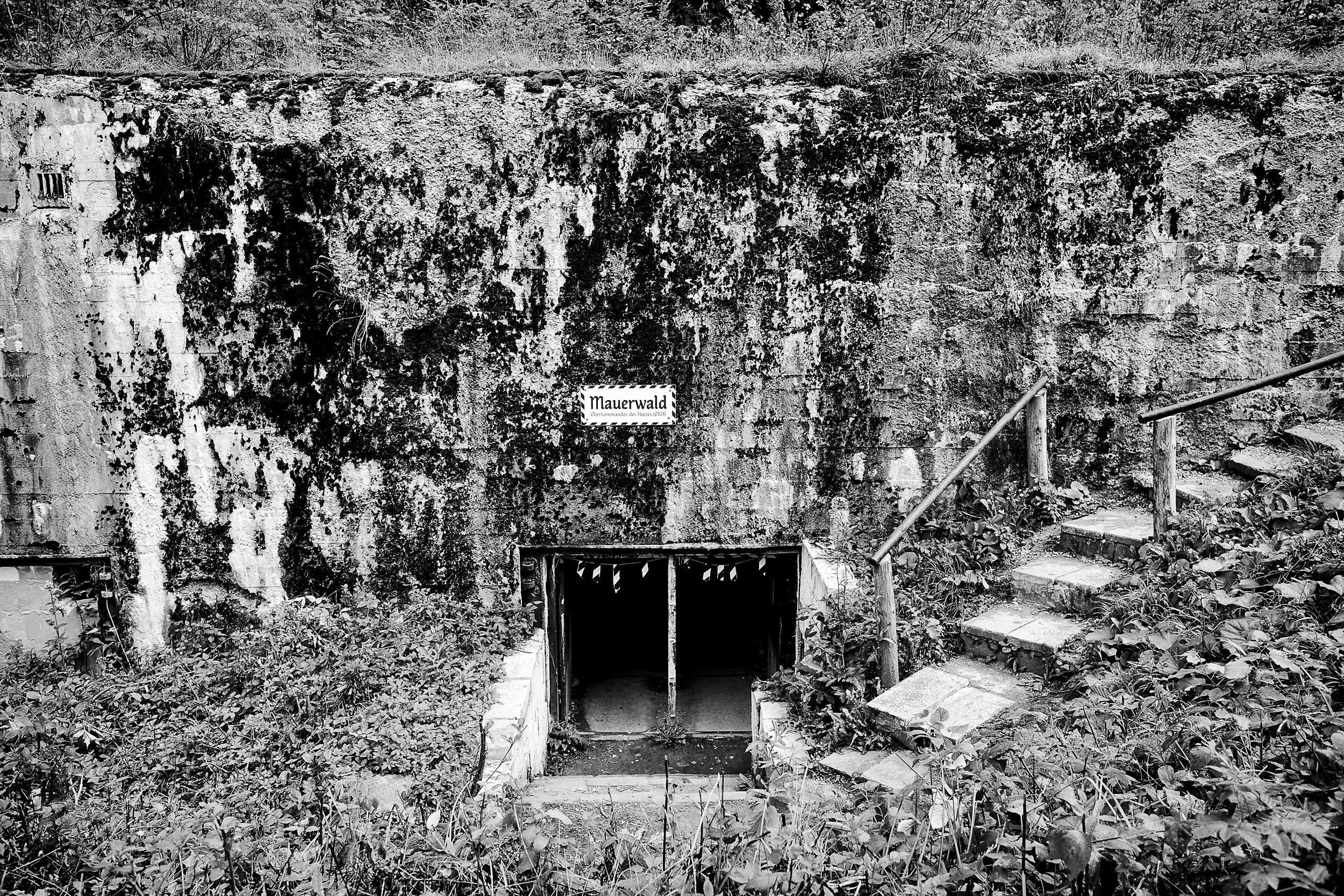 Mauerwald - Bunker OKH