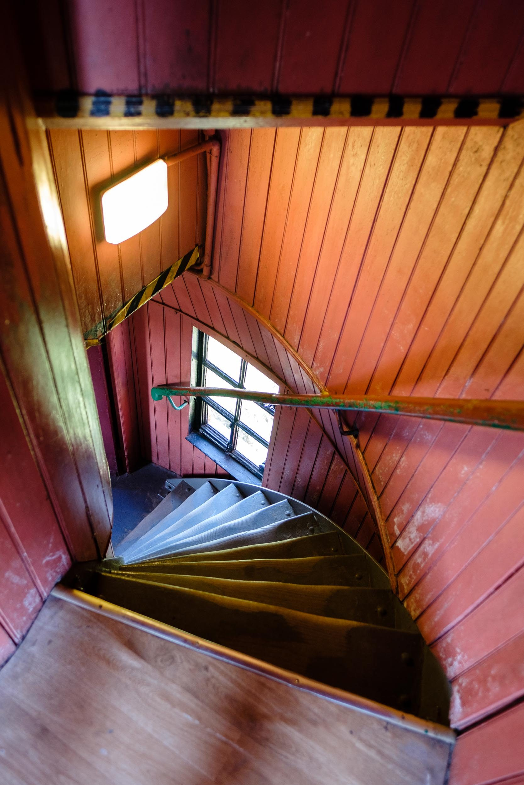 im Leuchtturm Rezerwat przyrody Mierzeja Sarbska