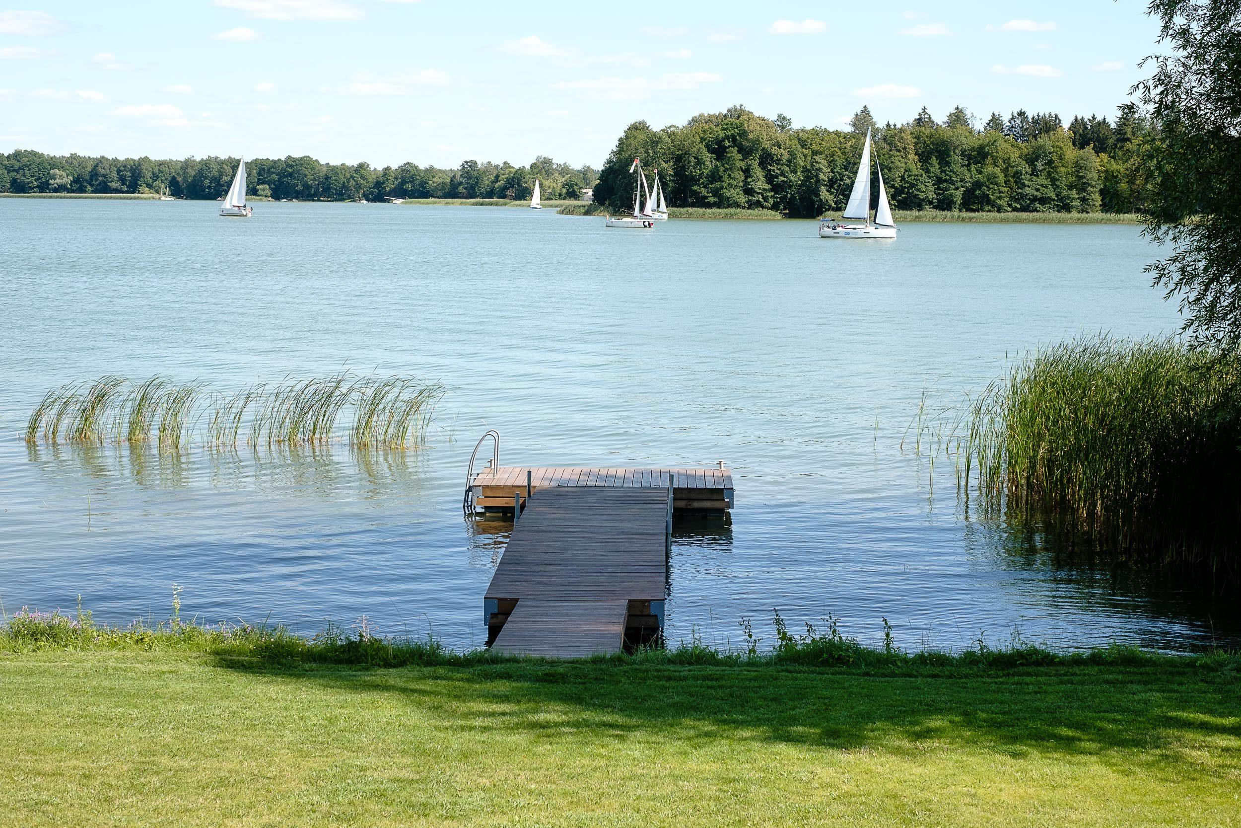 Masurischer See, Polen
