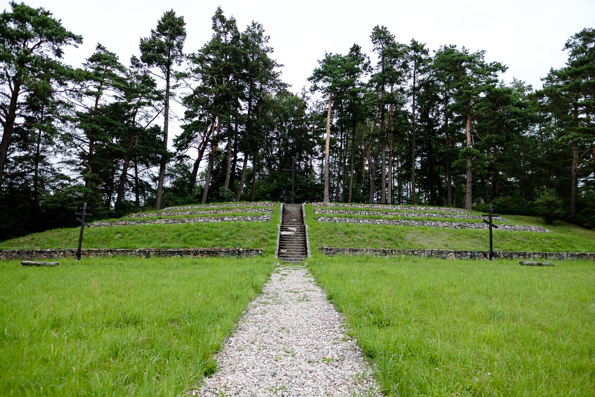 Cmentarz Wojenny Paprotki, Masuren