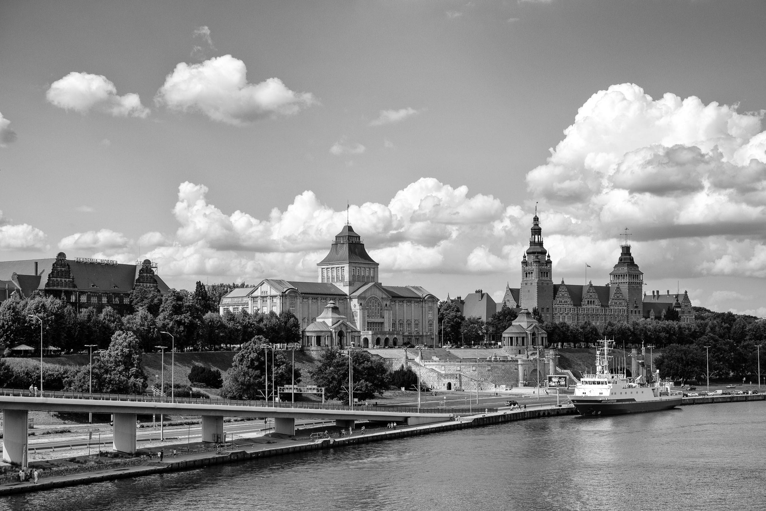 Stettin an der Westoder