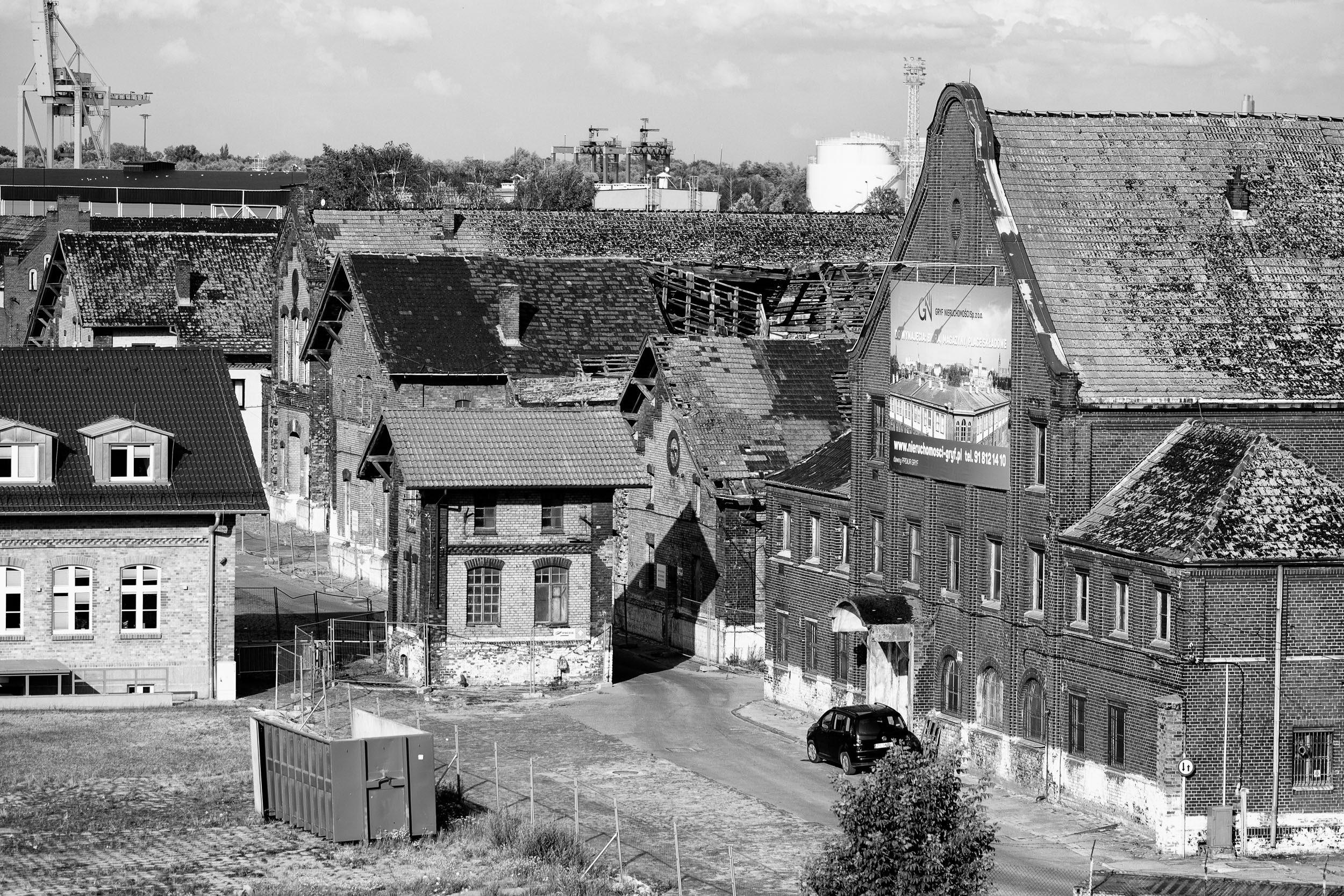 alter Hafen Stettin